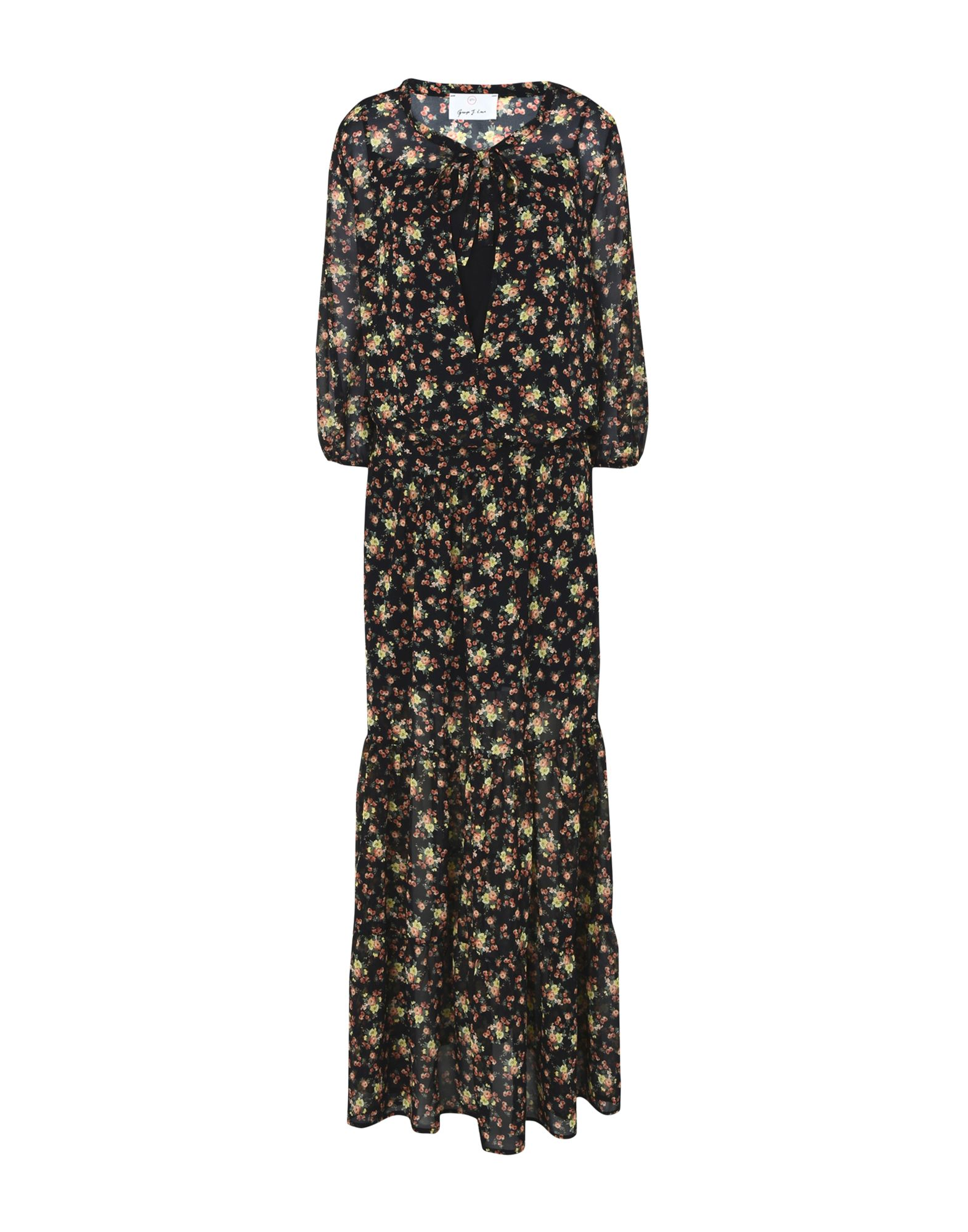 GEORGE J. LOVE Длинное платье платье perfect j perfect j pe033ewcspp8