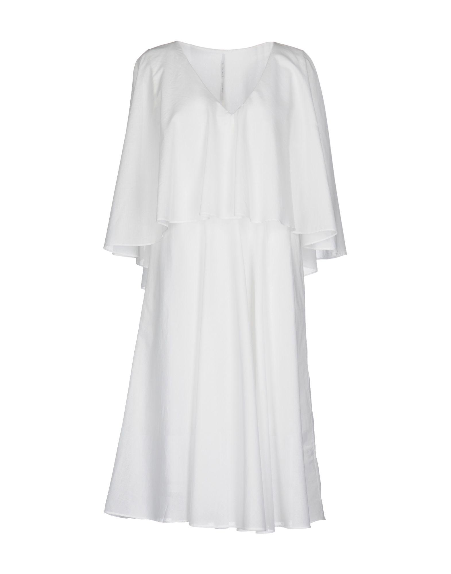 MAISON LAVINIATURRA Платье до колена paolo casalini платье до колена