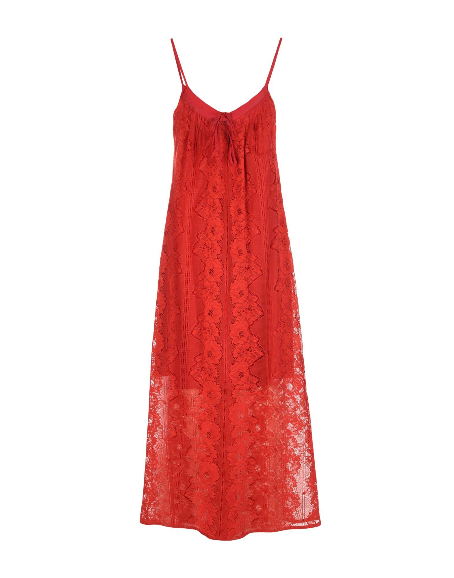 RUE•8ISQUIT Платье длиной 3/4 8 платье длиной 3 4