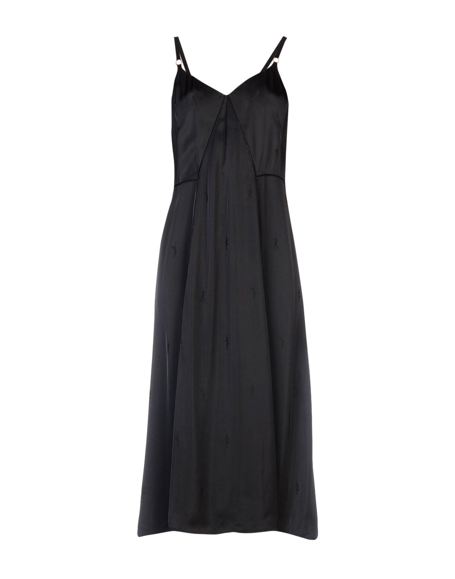 ALEXANDER WANG Платье длиной 3/4 lisa corti платье длиной 3 4