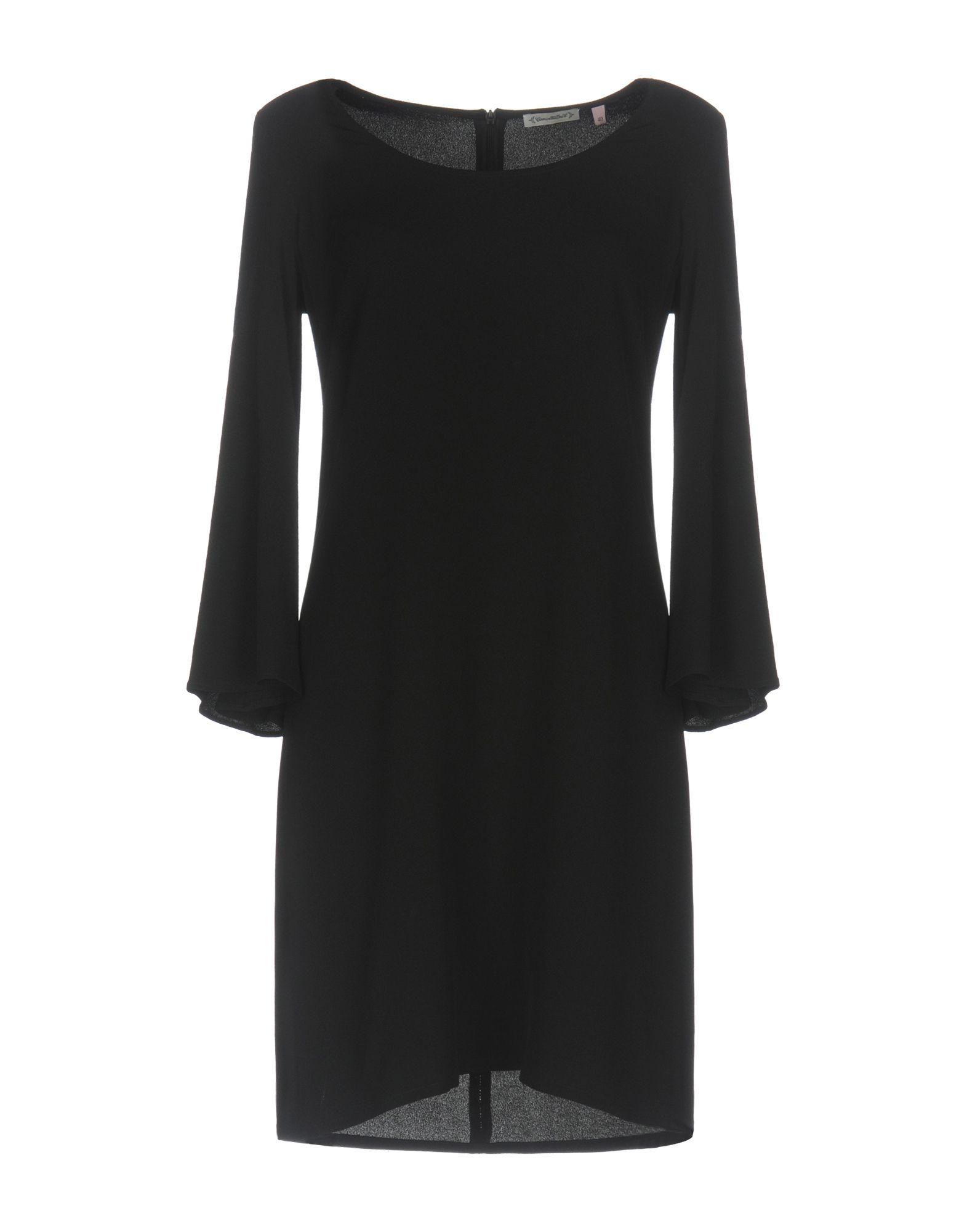 где купить CAMICETTASNOB Короткое платье по лучшей цене
