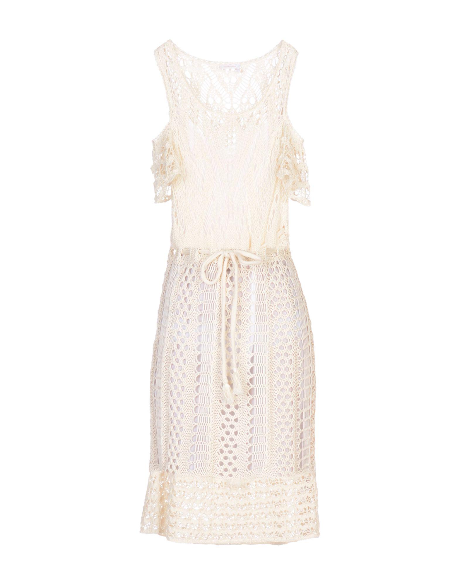 SEE BY CHLOÉ Платье длиной 3/4 lisa corti платье длиной 3 4