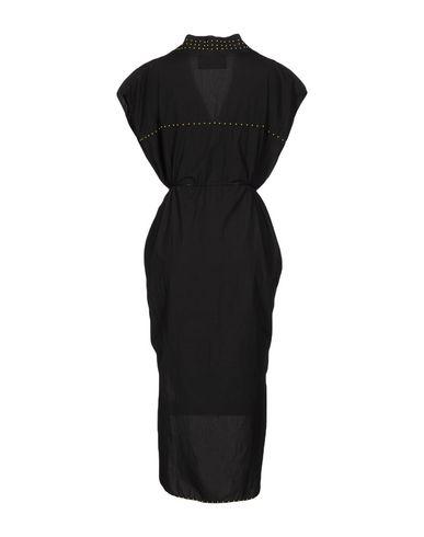 Фото 2 - Женское короткое платье BRAND UNIQUE черного цвета