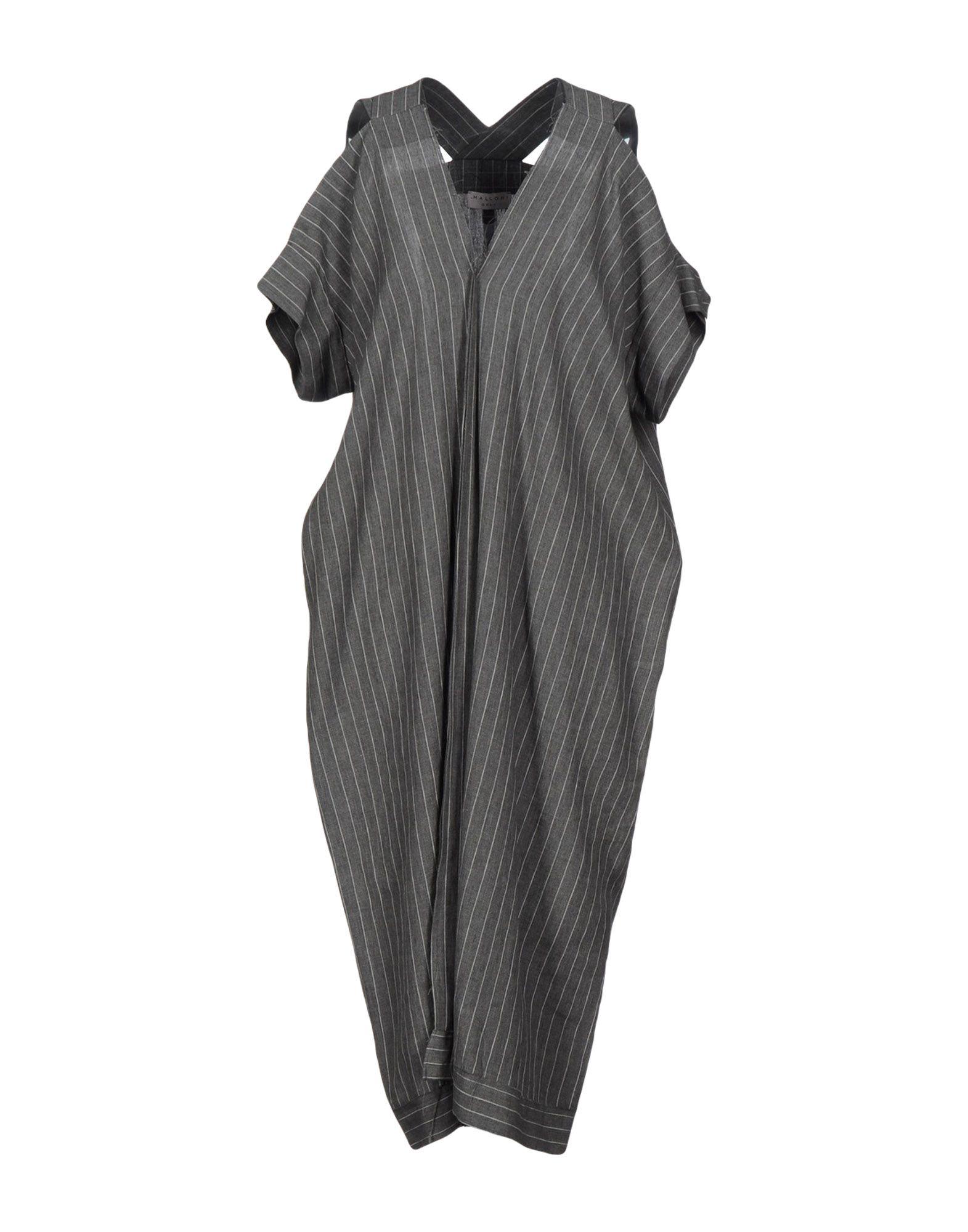 цена MALLONI Платье длиной 3/4 онлайн в 2017 году
