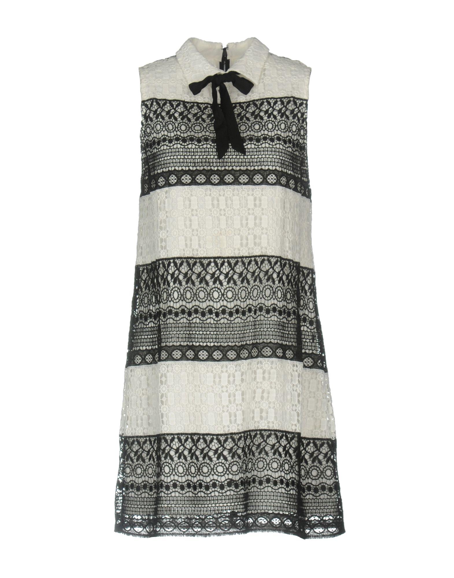 ALICE + OLIVIA Короткое платье цены онлайн