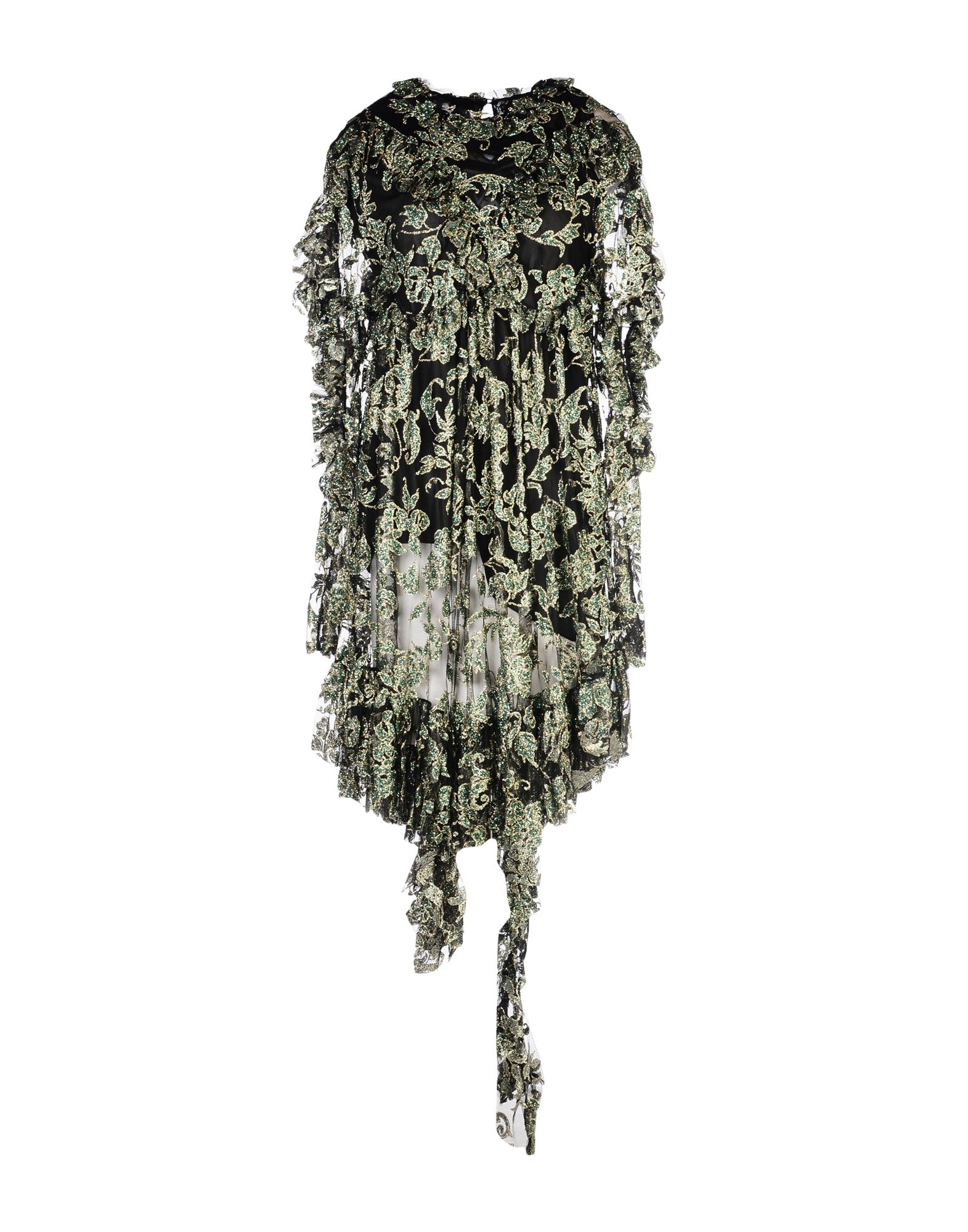 FRANCESCO SCOGNAMIGLIO Короткое платье цена 2017