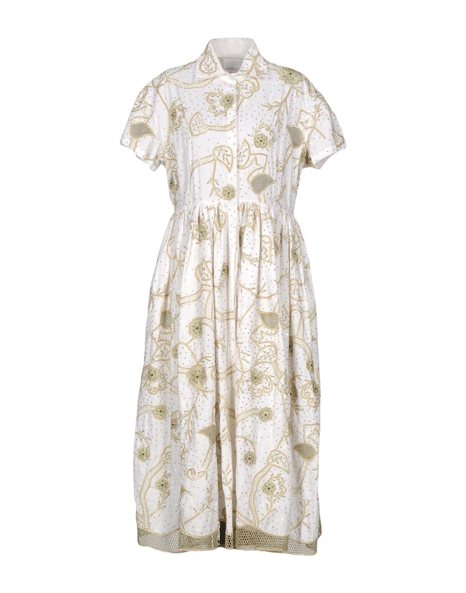 ASHISH Платье длиной 3/4