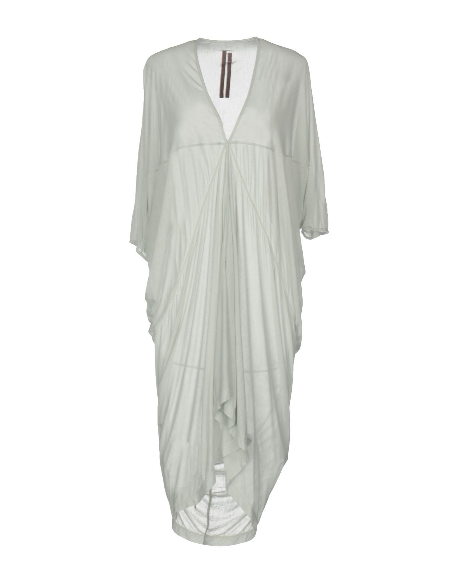 где купить  DRKSHDW by RICK OWENS Платье до колена  по лучшей цене