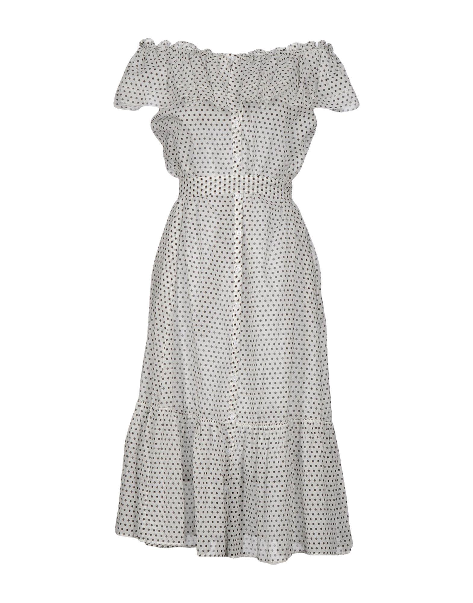 LISA MARIE FERNANDEZ Платье длиной 3/4 lisa corti платье длиной 3 4