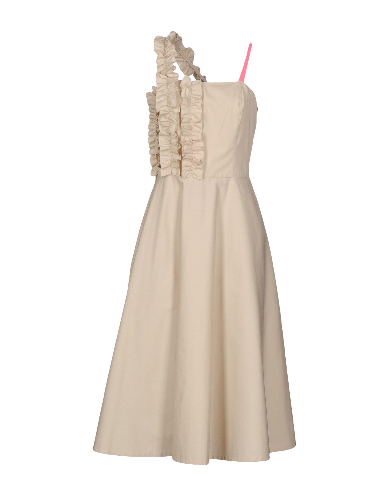 PASKAL Платье длиной 3/4 paskal юбка брюки
