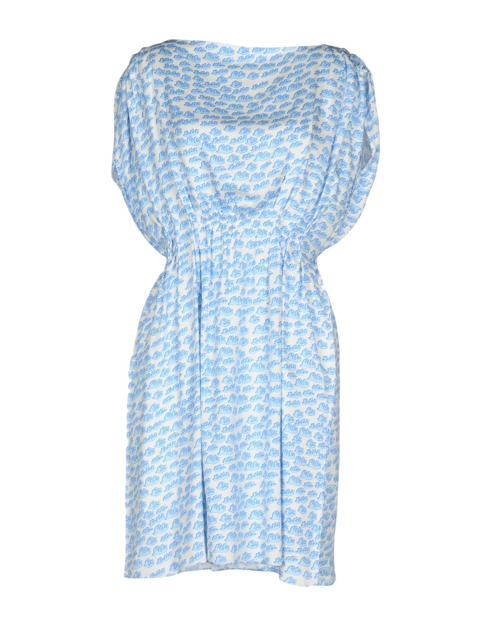 где купить  JULIEN DAVID Короткое платье  по лучшей цене