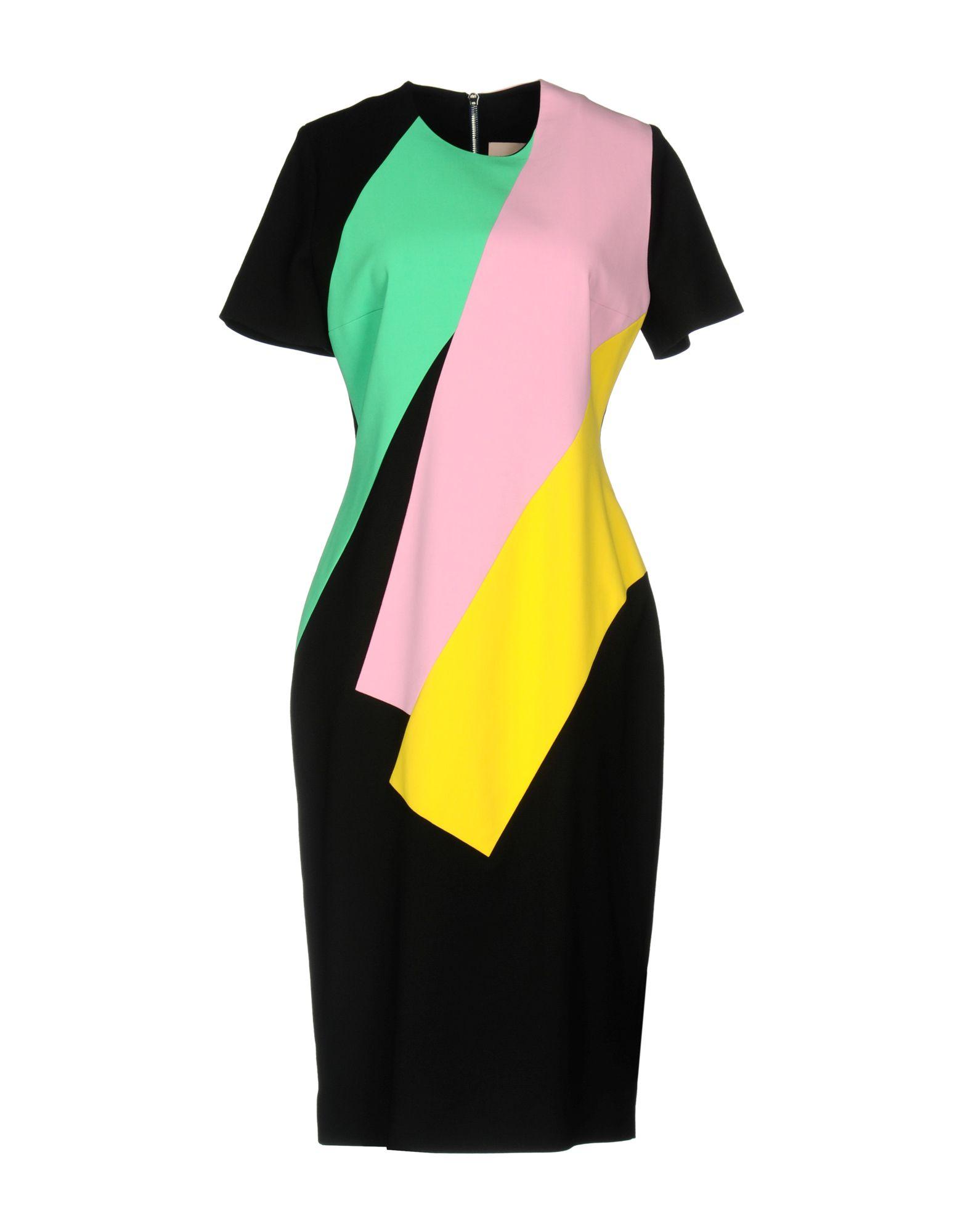 цена  ROKSANDA Платье до колена  онлайн в 2017 году