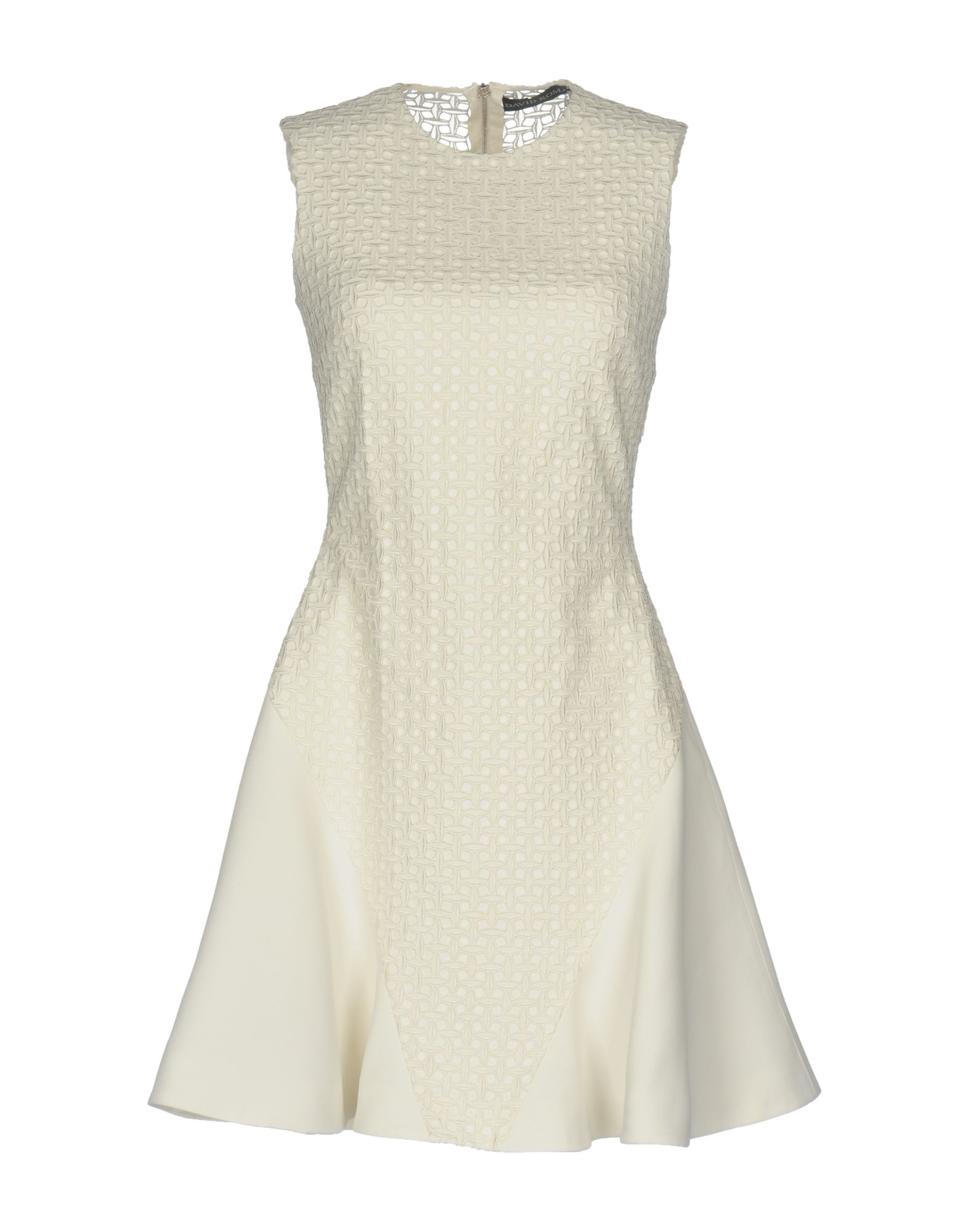 где купить  DAVID KOMA Короткое платье  по лучшей цене