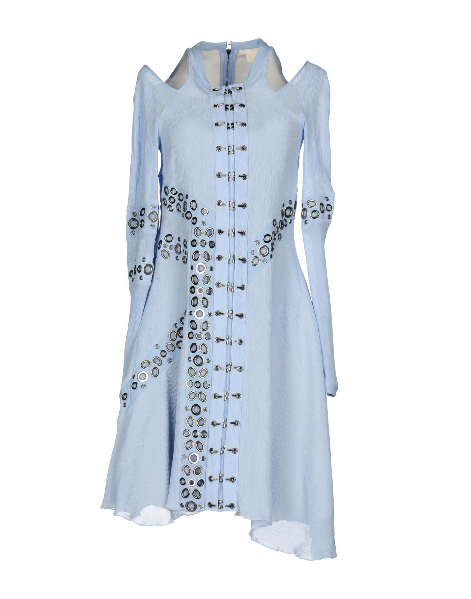 ANTONIO BERARDI Платье до колена antonio berardi кардиган из ангоры