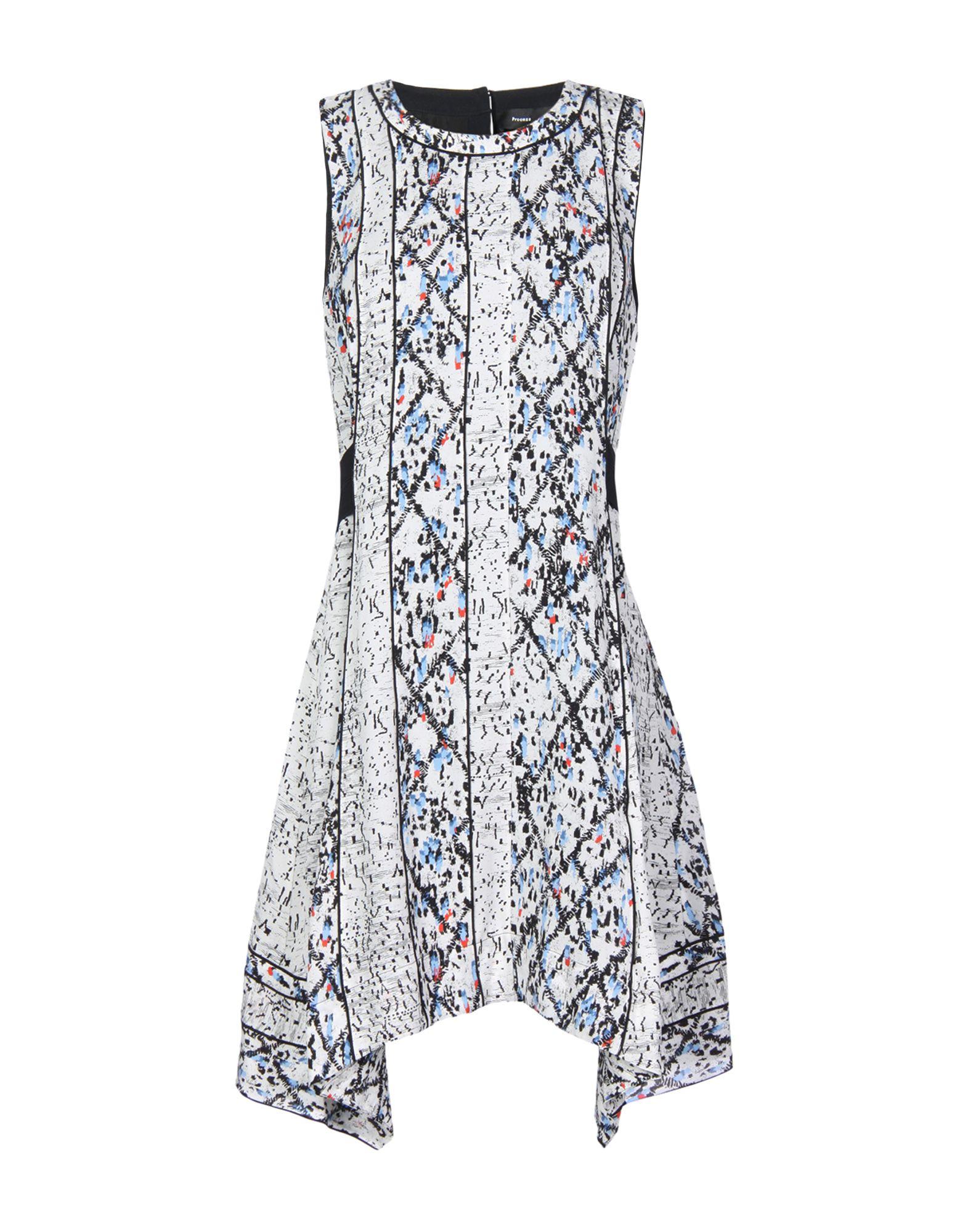 PROENZA SCHOULER Короткое платье