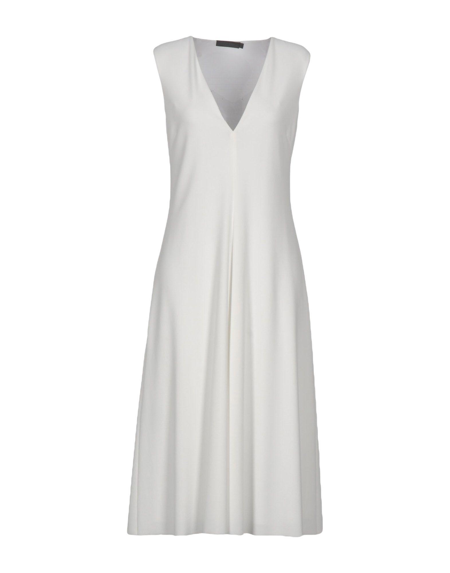CALVIN KLEIN COLLECTION Платье до колена