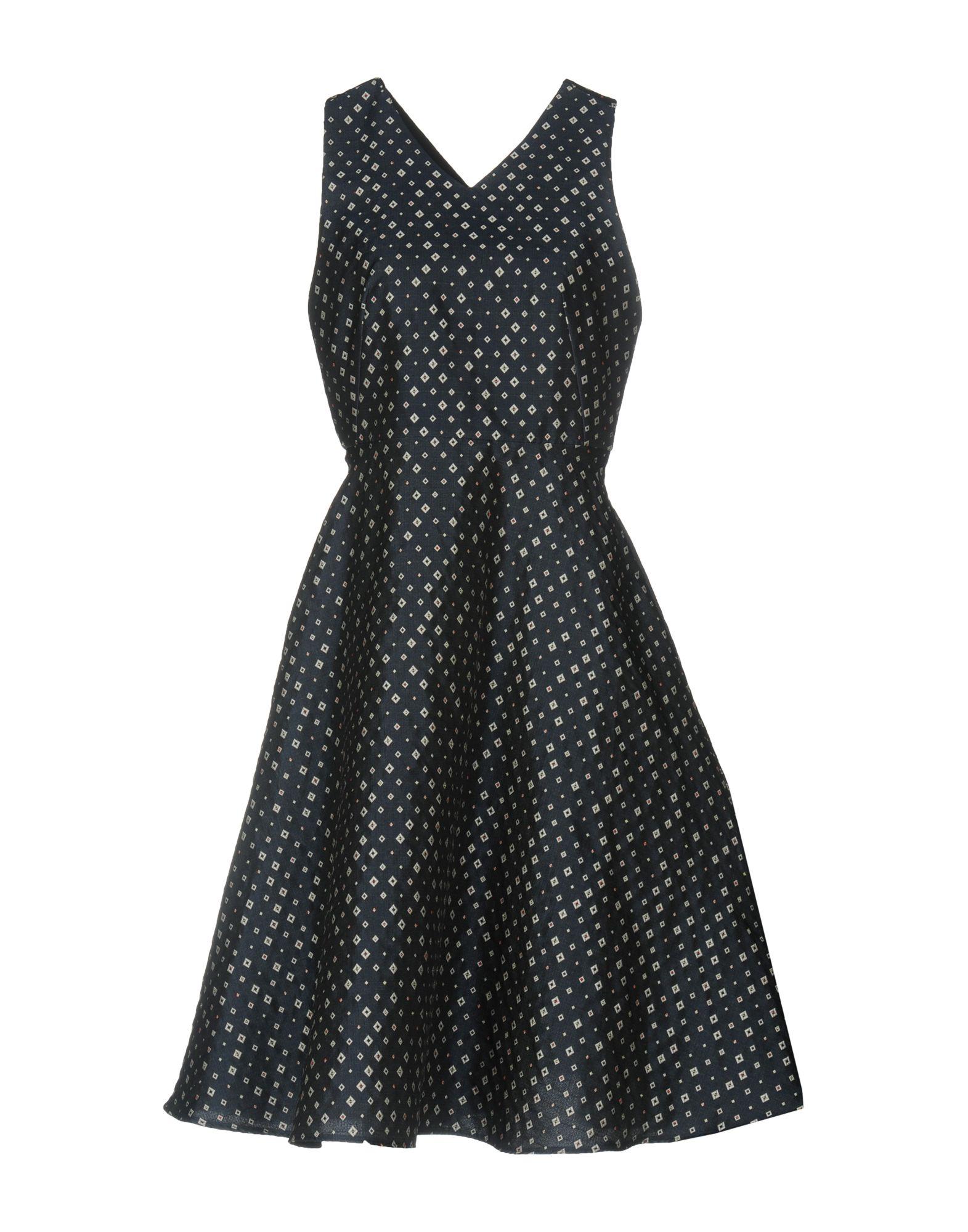 TARA JARMON Платье до колена цена 2017