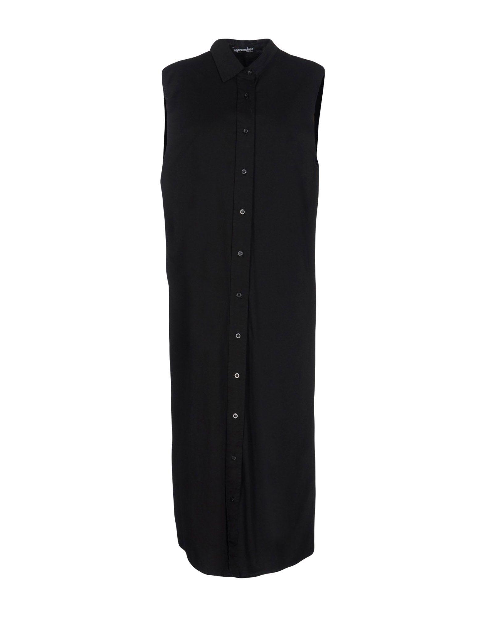 PEOPLEHOUSE Платье длиной 3/4 lisa corti платье длиной 3 4