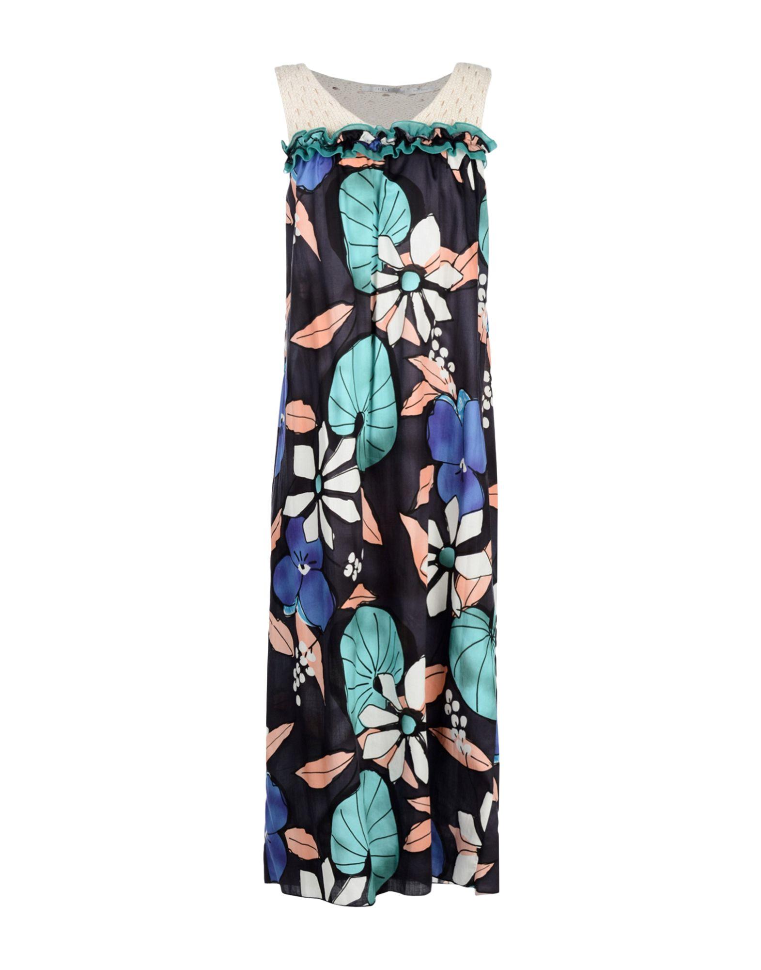 FAIRLY Платье длиной 3/4 lisa corti платье длиной 3 4