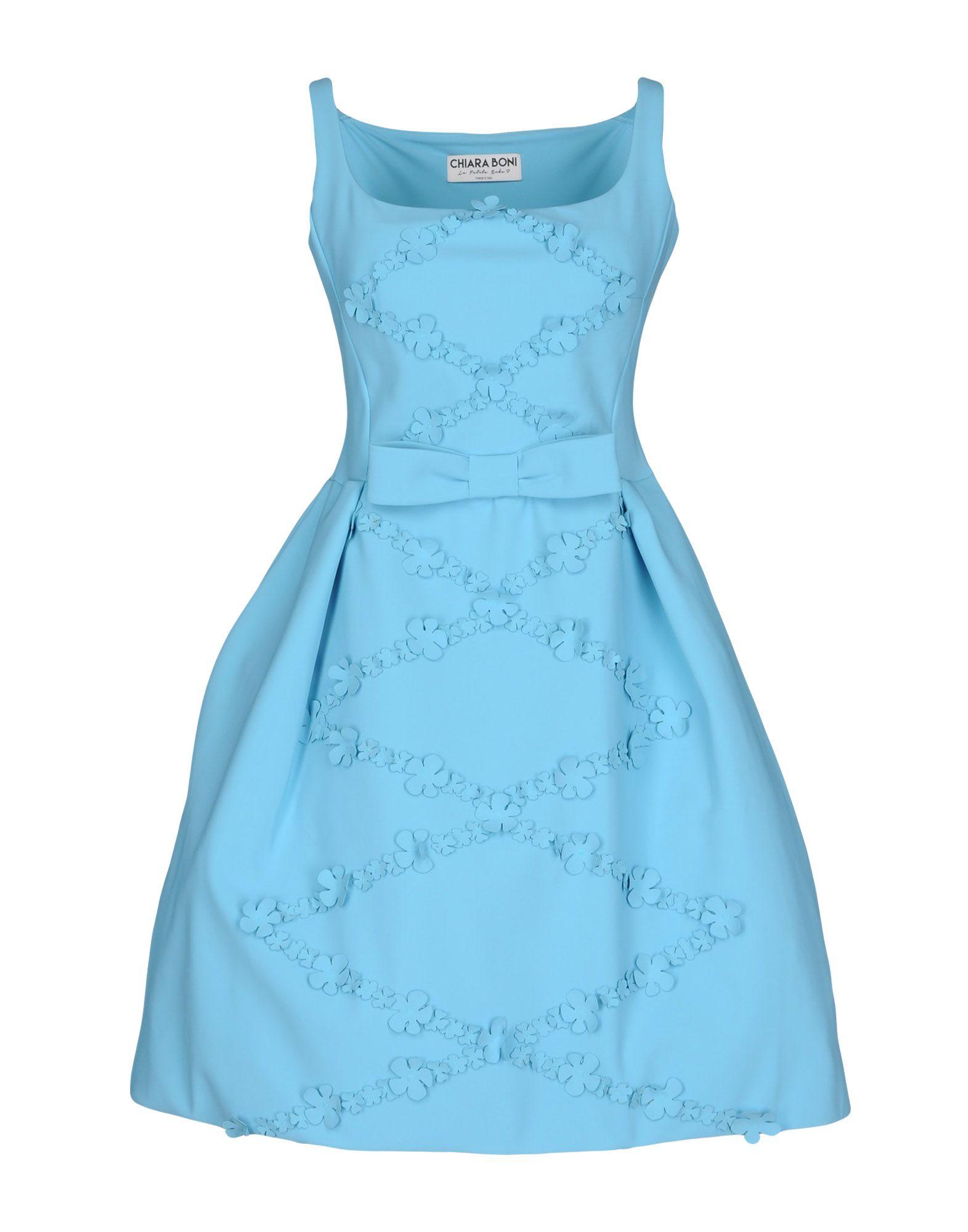 CHIARA BONI LA PETITE ROBE Платье до колена бюстгальтер 3 штуки quelle petite fleur 569484