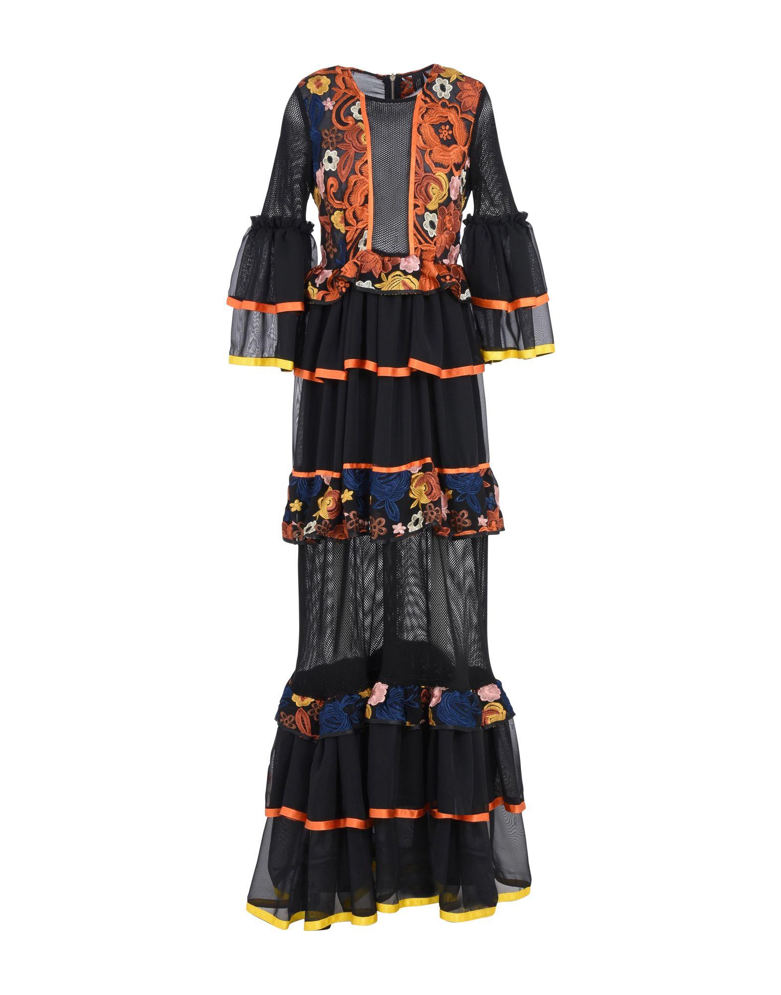 NORA BARTH Длинное платье nora barth платье до колена