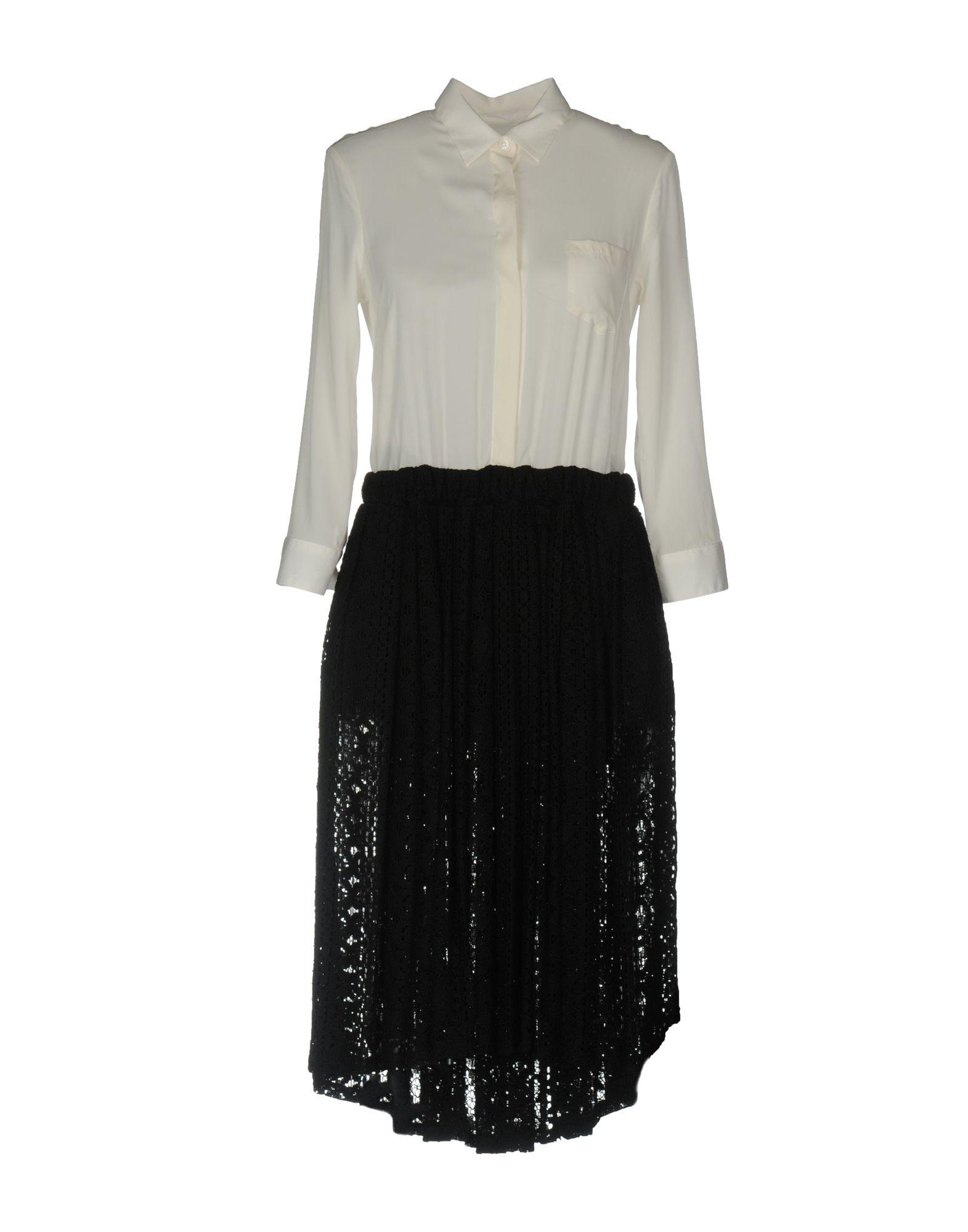 Фото CHRISTIAN PELLIZZARI Платье до колена. Купить с доставкой