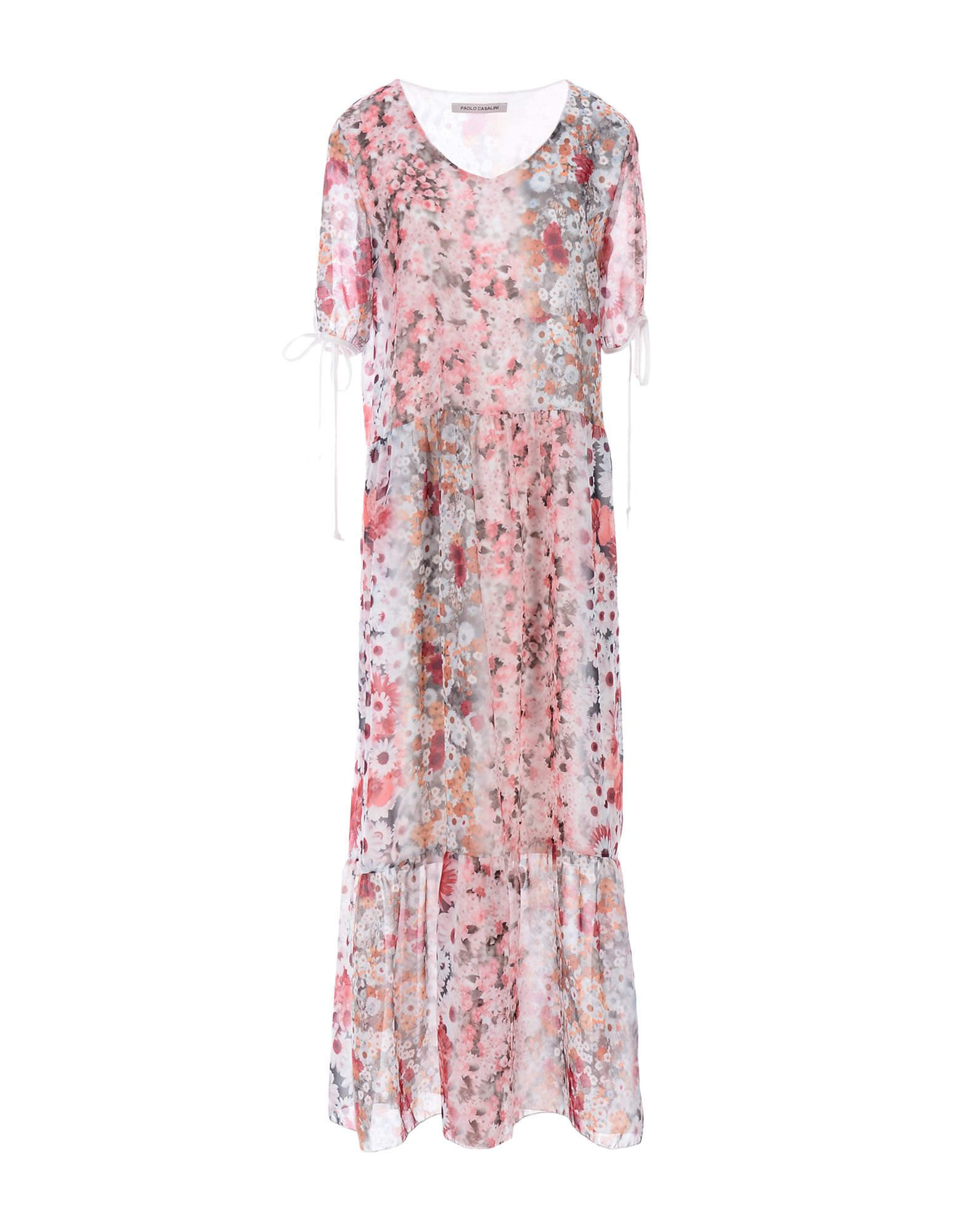 PAOLO CASALINI Длинное платье paolo casalini длинная юбка