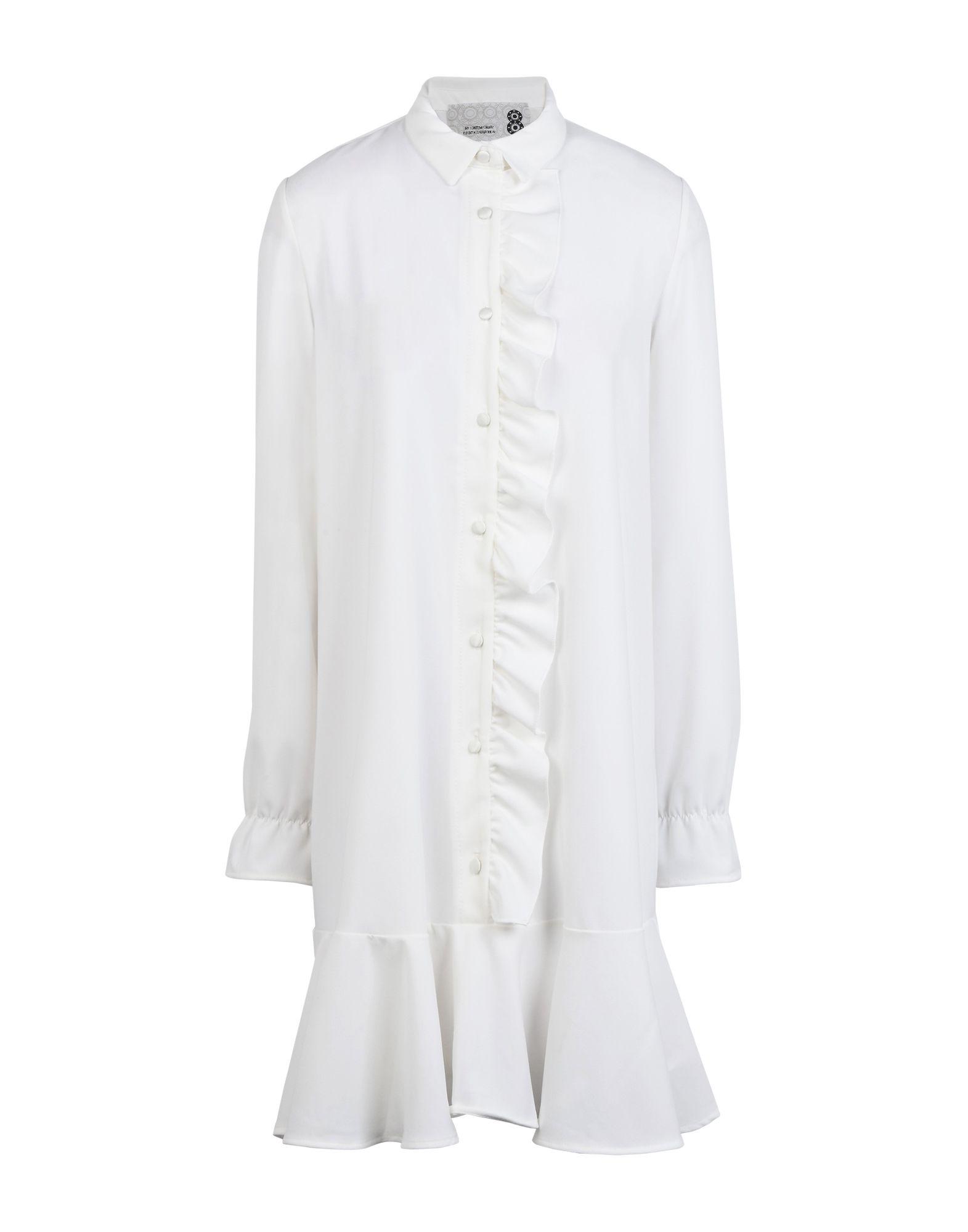 8 Короткое платье jode короткое платье