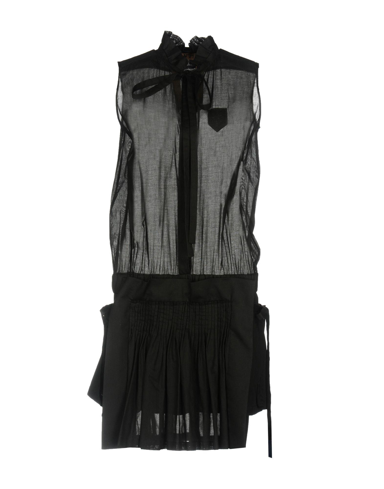 N° 21 Платье до колена paolo casalini платье до колена