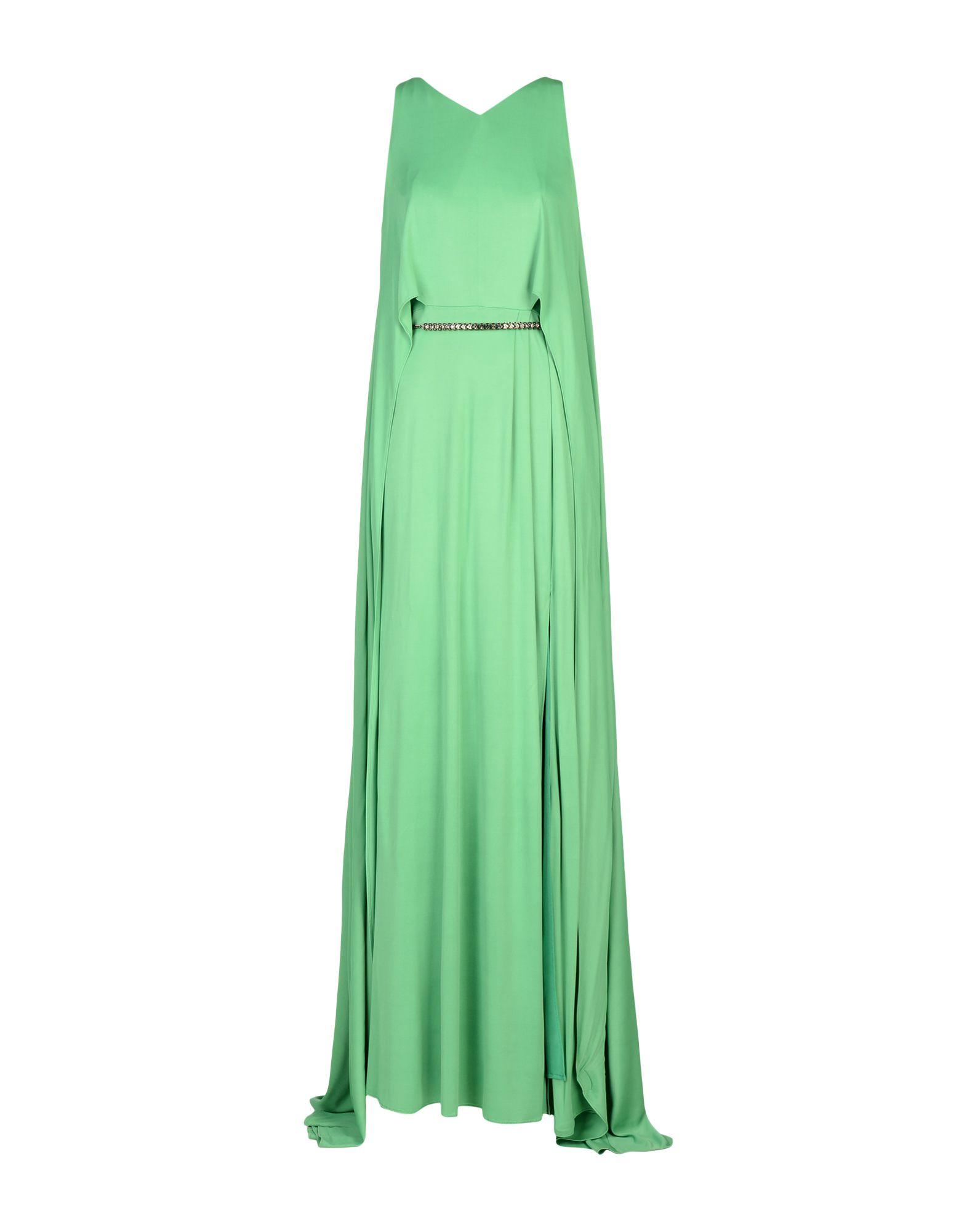VERSACE COLLECTION Длинное платье платье короткое спереди длинное сзади летнее