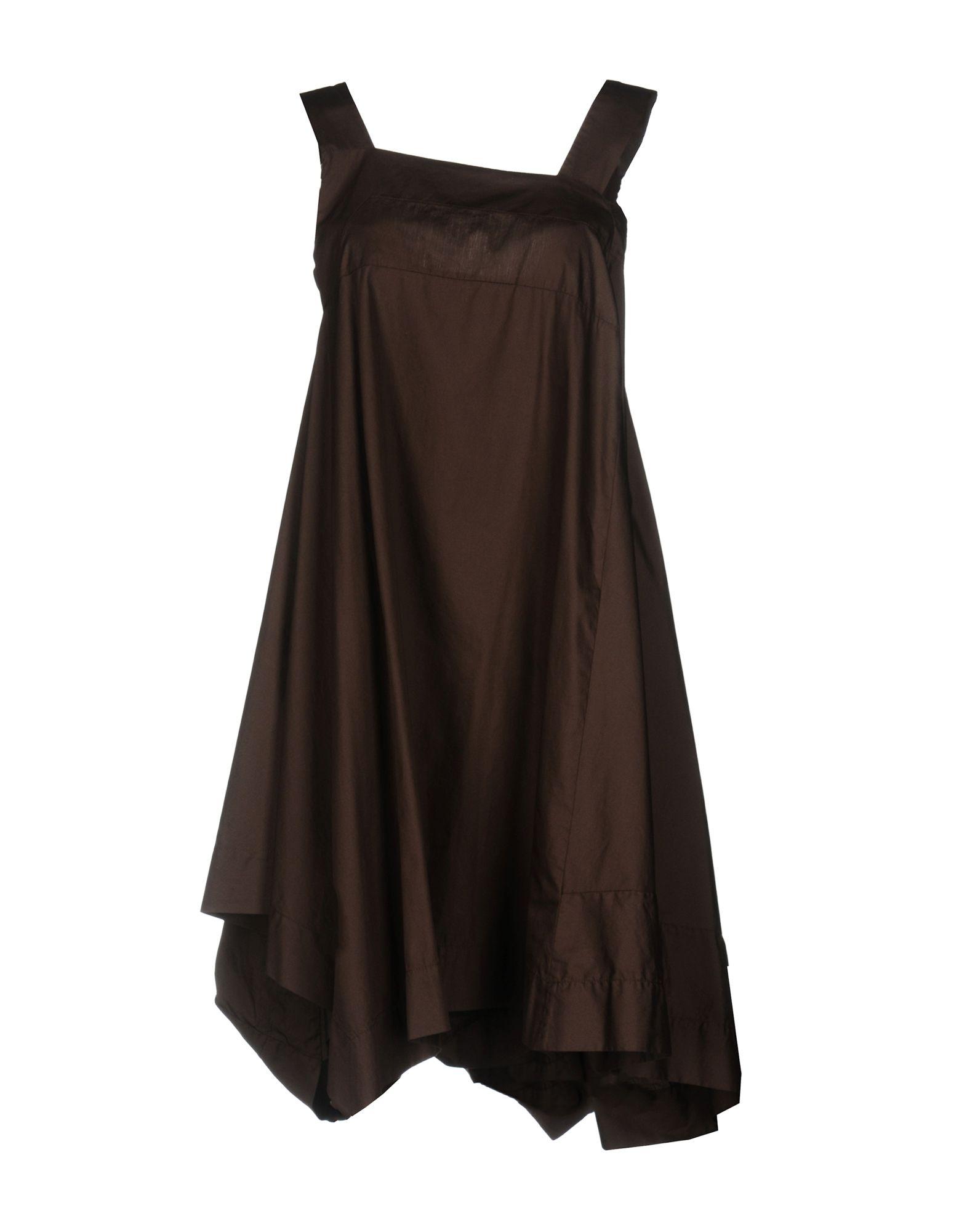 VIRNA DRÒ® Короткое платье недорго, оригинальная цена