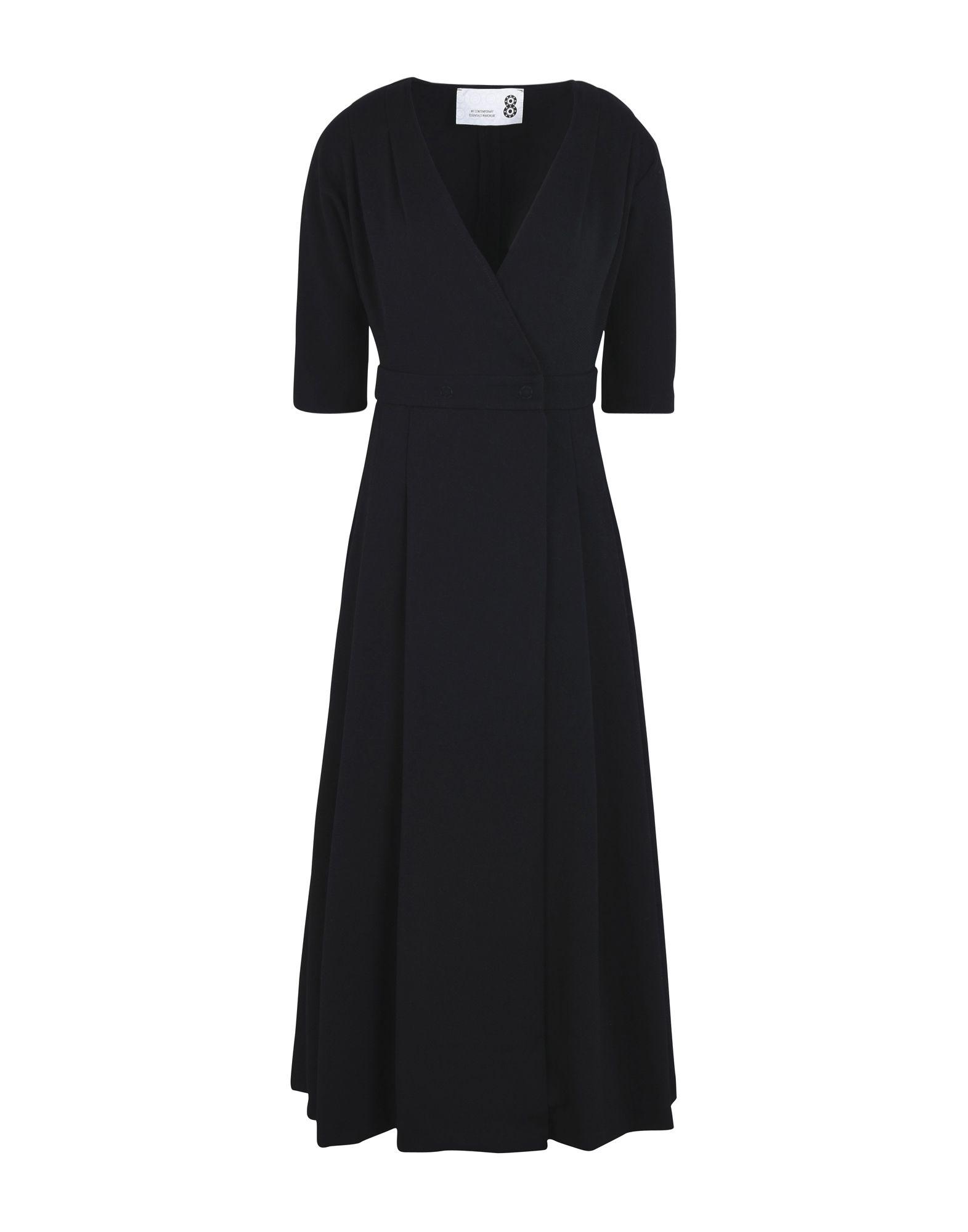 8 Платье длиной 3/4 lisa corti платье длиной 3 4