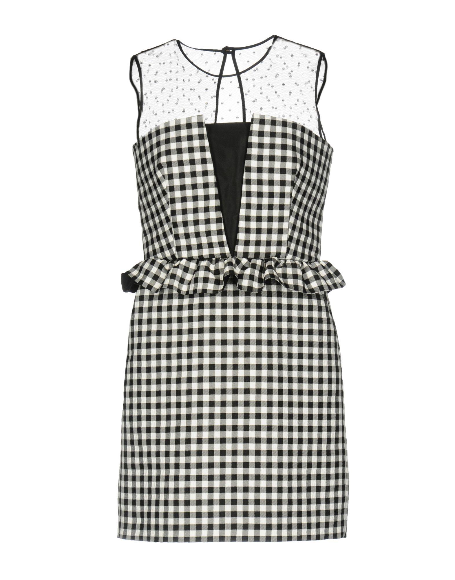 REDValentino Короткое платье lisa corti короткое платье