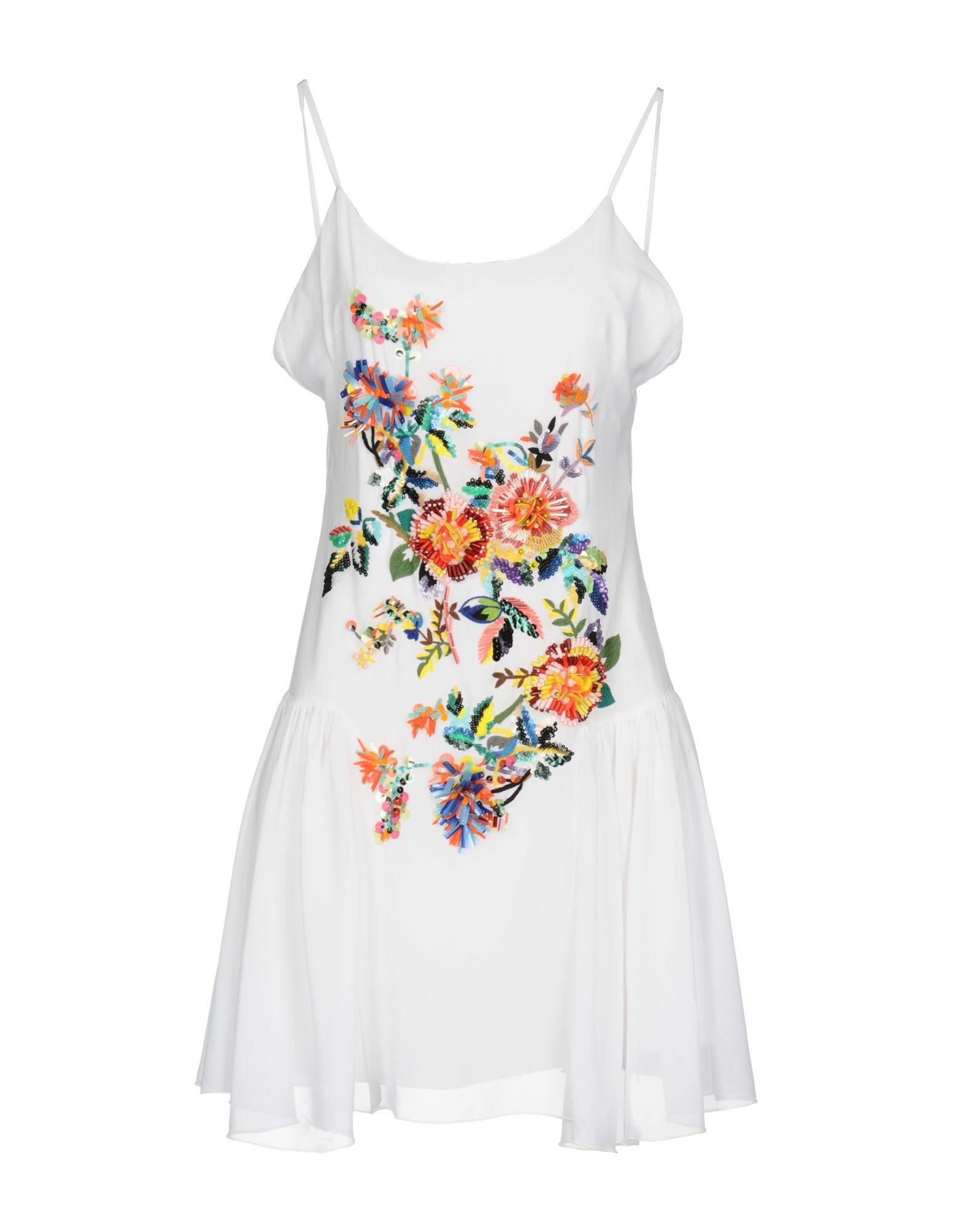 LEITMOTIV Короткое платье anais gillian комбинация
