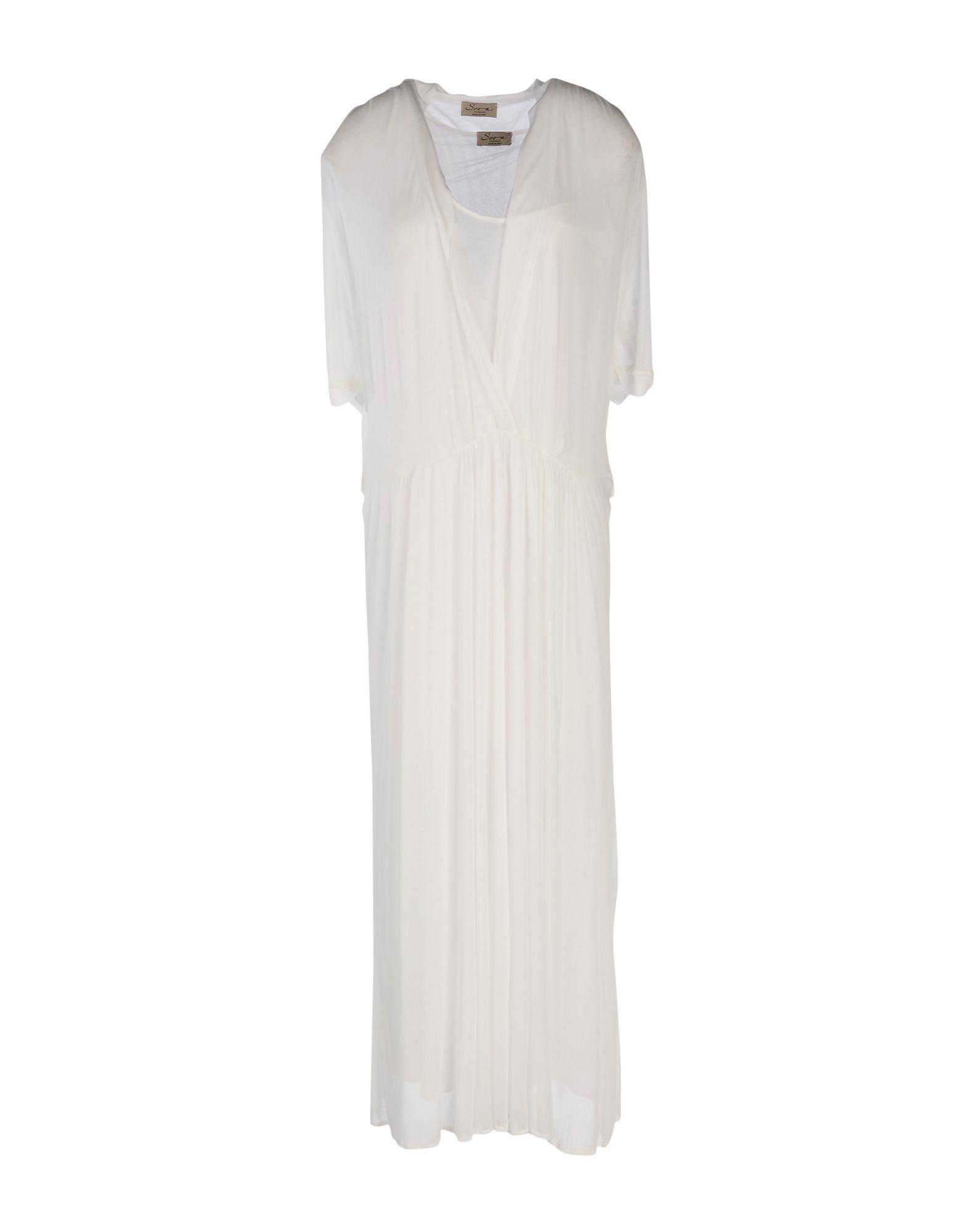 GRAZIA'LLIANI SOON Длинное платье clio peppiatt длинное платье