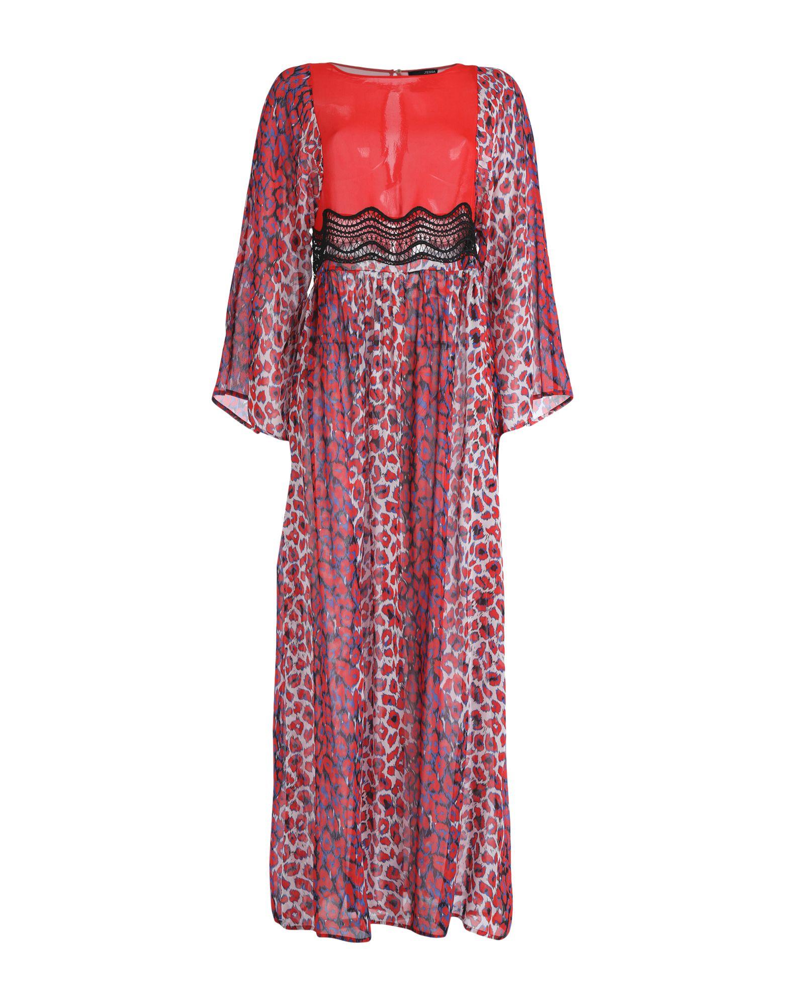 цена на .TESSA Длинное платье