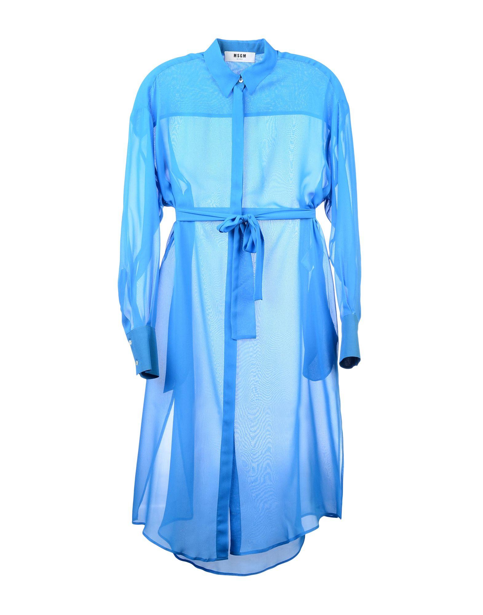 MSGM Платье длиной 3/4 tenax платье длиной 3 4