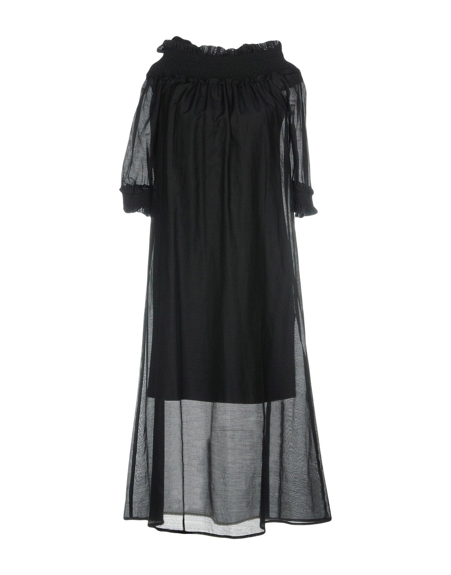 TWIN-SET Simona Barbieri Платье длиной 3/4 twin set simona barbieri комбинация