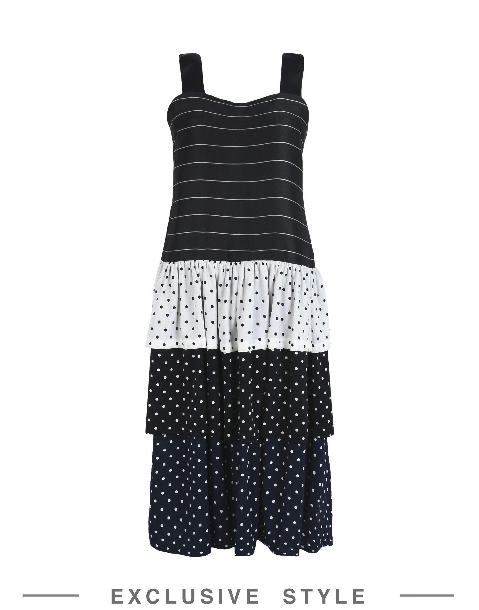 FLEAMADONNA x YOOX Платье до колена margherita exclusively for yoox пижама