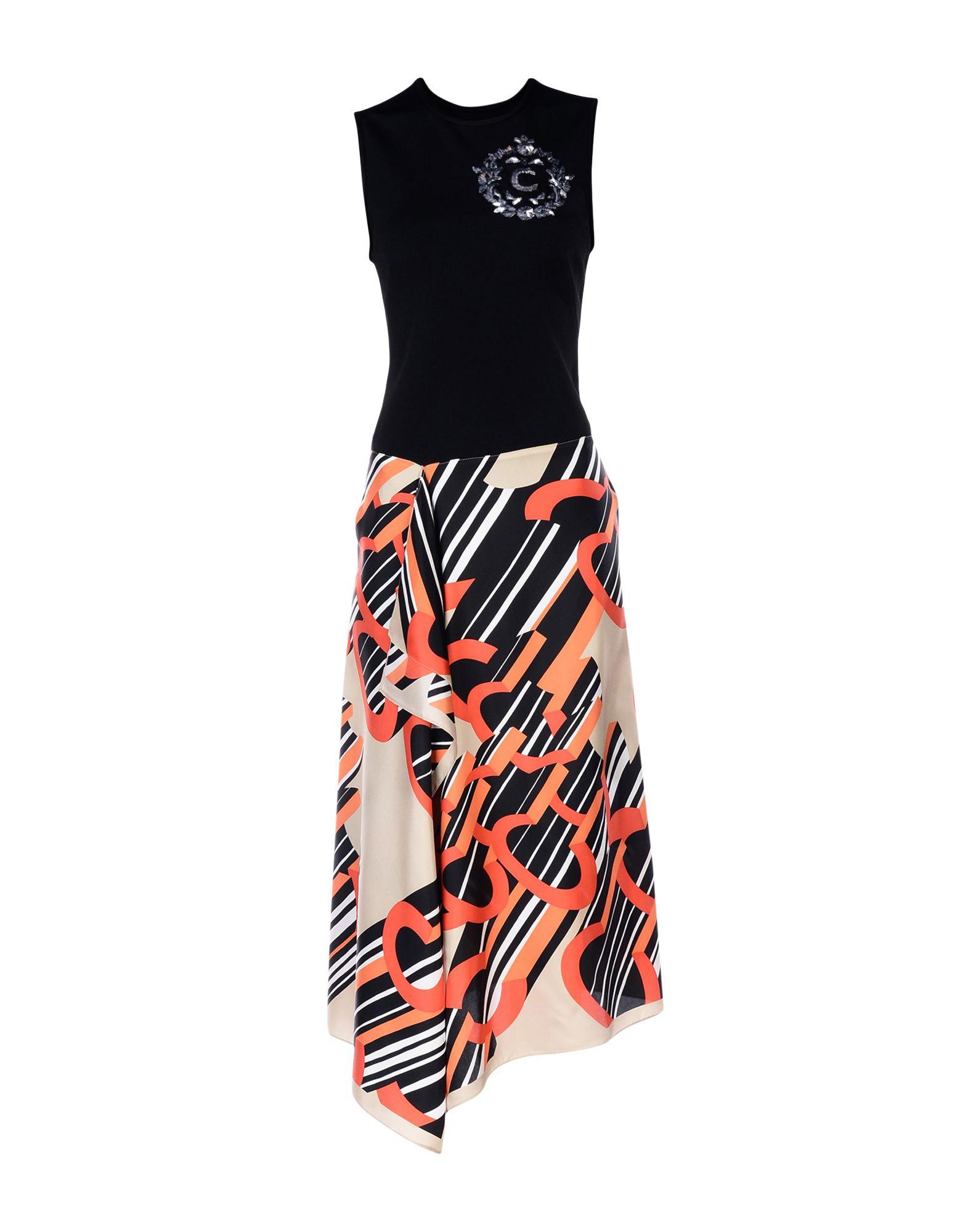 CARVEN Платье длиной 3/4 lisa corti платье длиной 3 4