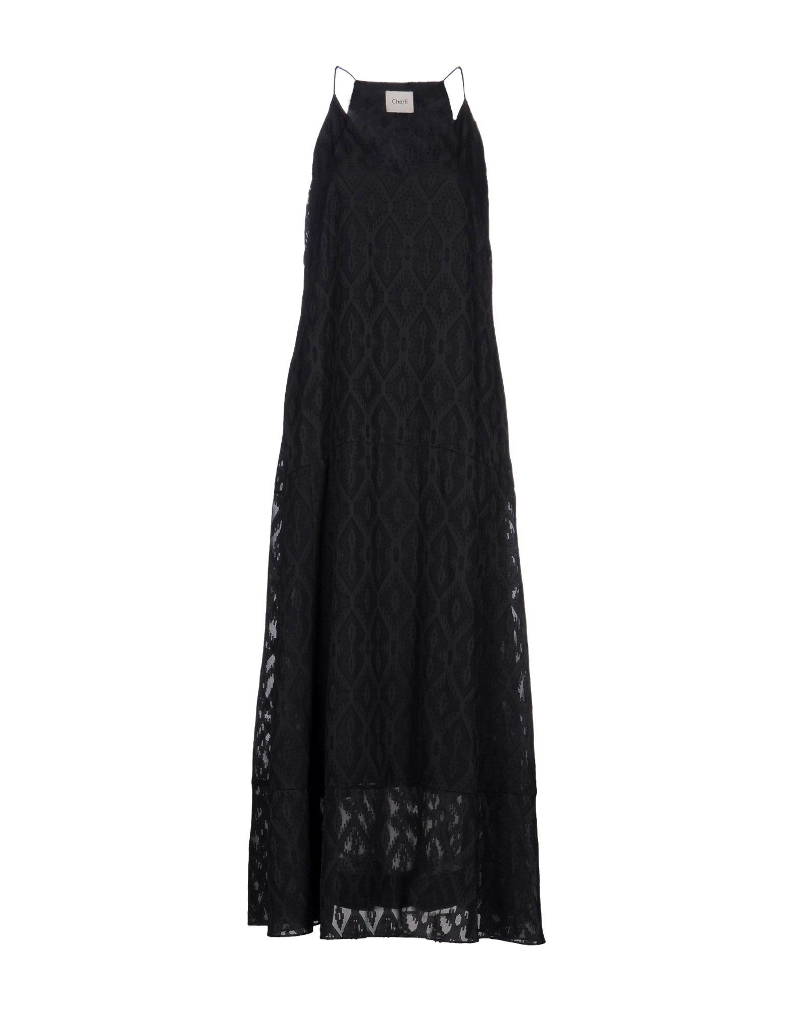 CHARLI Платье длиной 3/4 lisa corti платье длиной 3 4