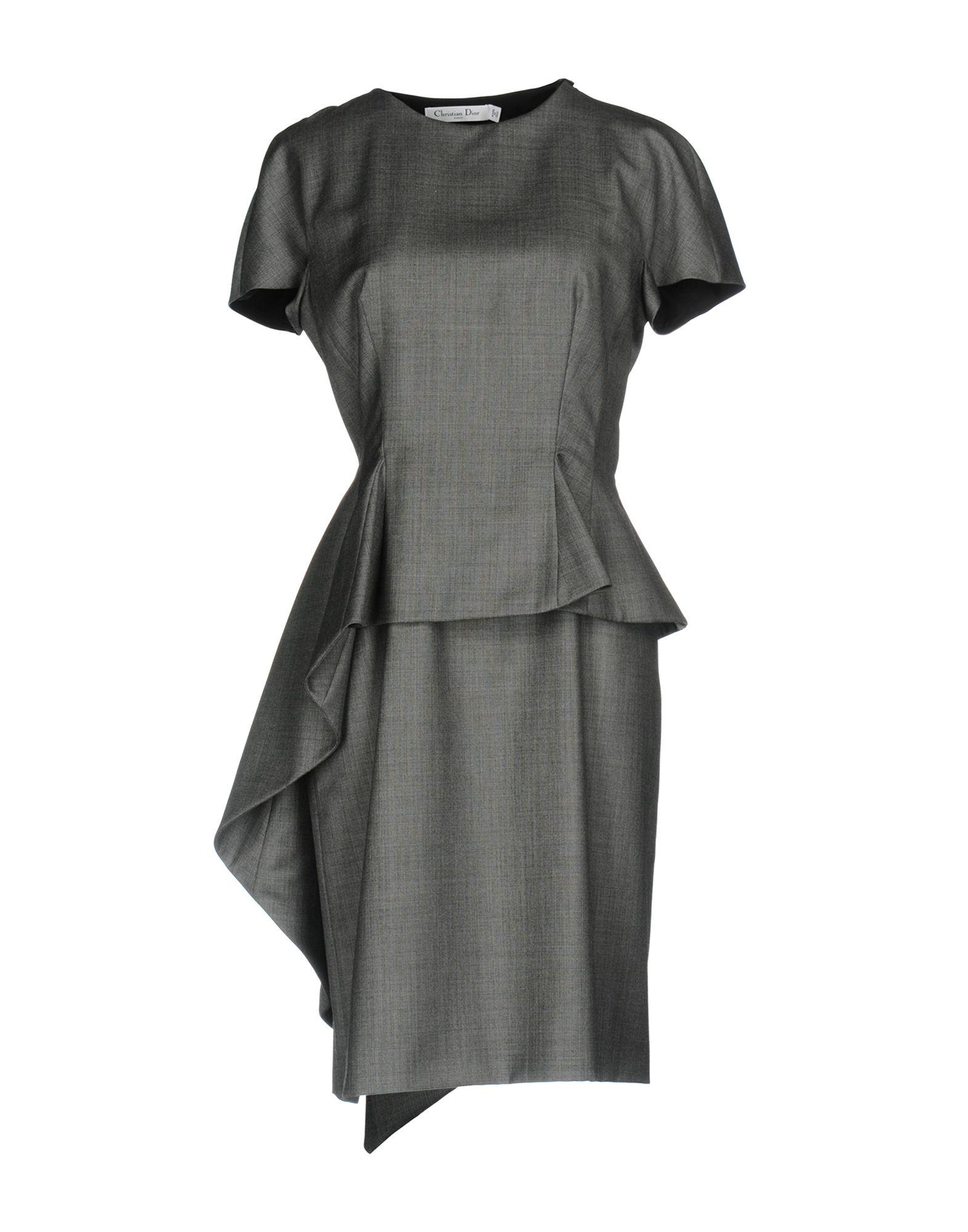 DIOR Платье до колена цена 2017