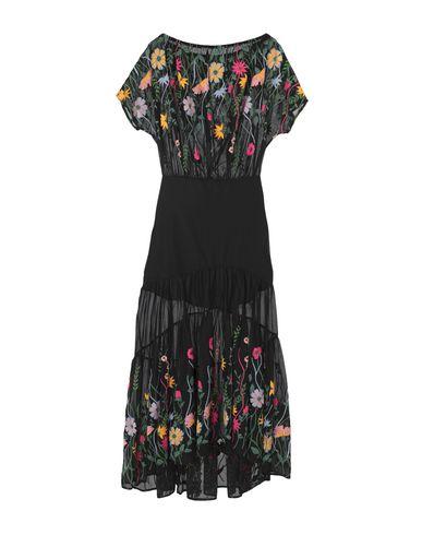 Фото - Женское длинное платье BLACK CORAL черного цвета