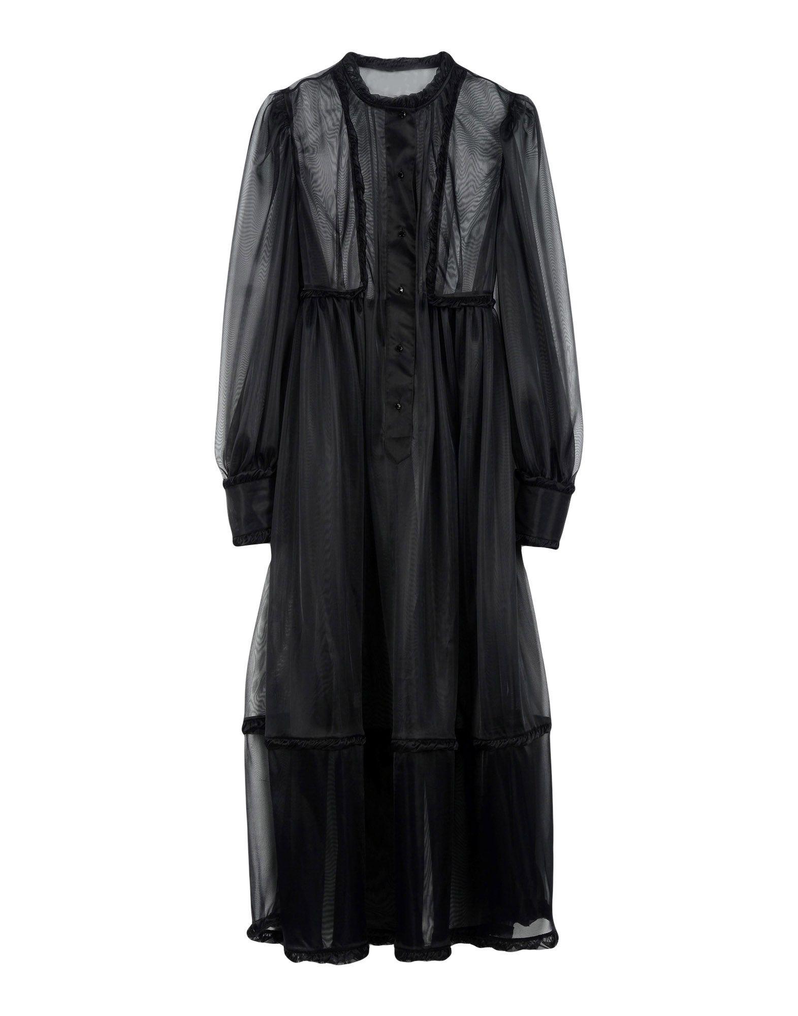 MAISON MARGIELA Длинное платье lovaru ™новый 2015 мода новые печатные органза сладкий простой талии платье женщина casual платье