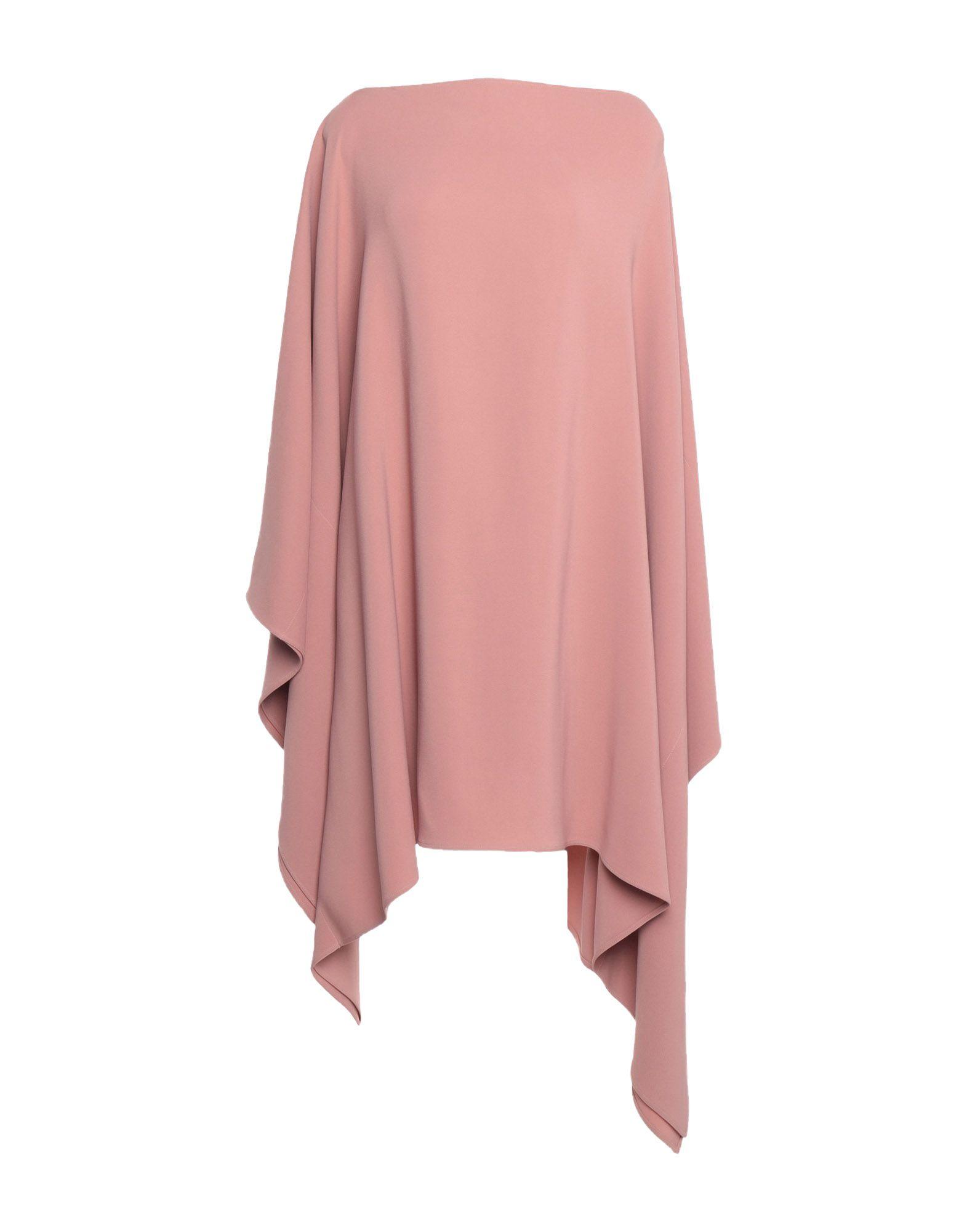 Фото - GIANLUCA CAPANNOLO Короткое платье сибирская женщина 2017 лето стоять воротник платье большой платье темперамент платье s72r0236a28m цвет m