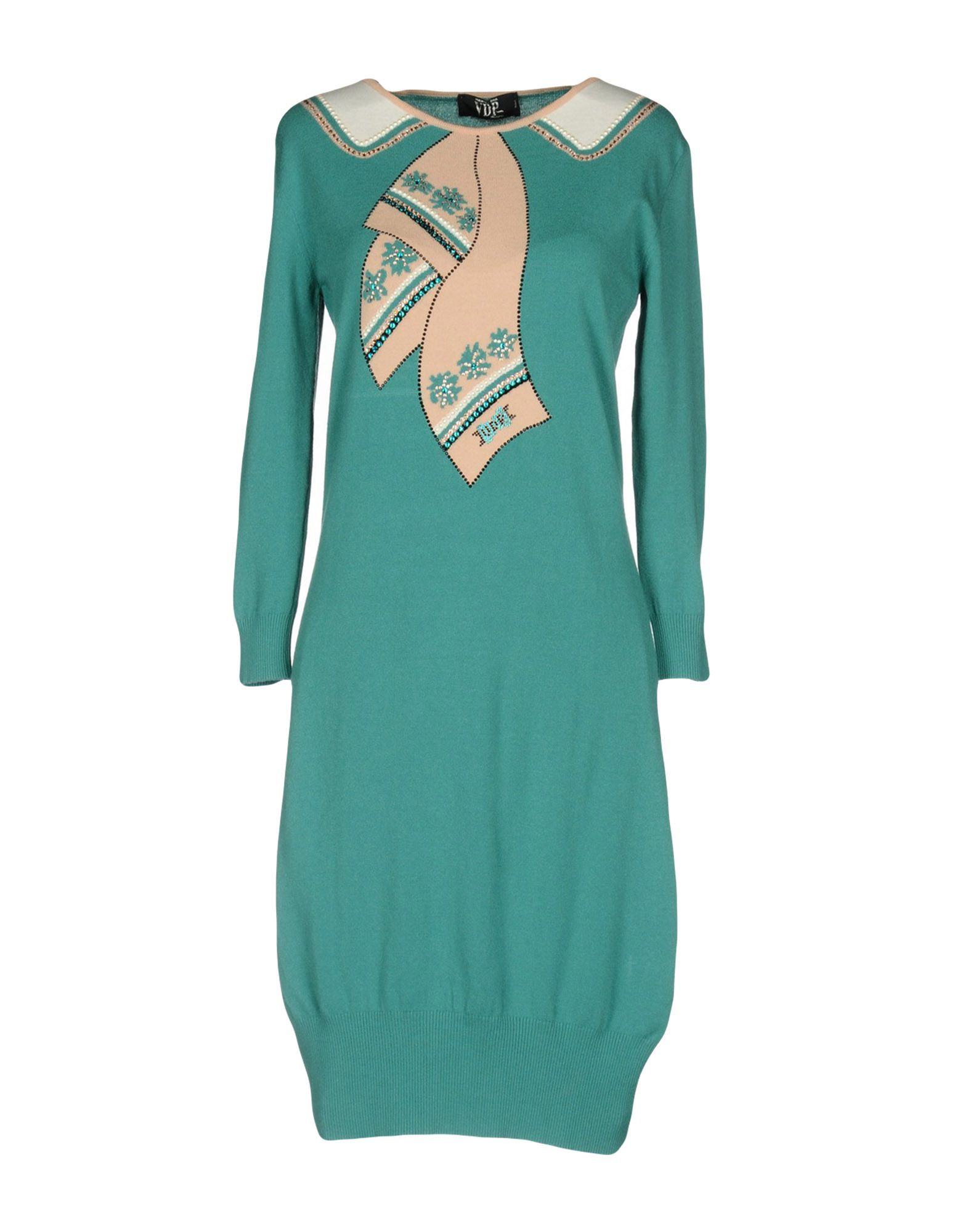 VDP COLLECTION Платье до колена vdp 792592b sound bar bracket