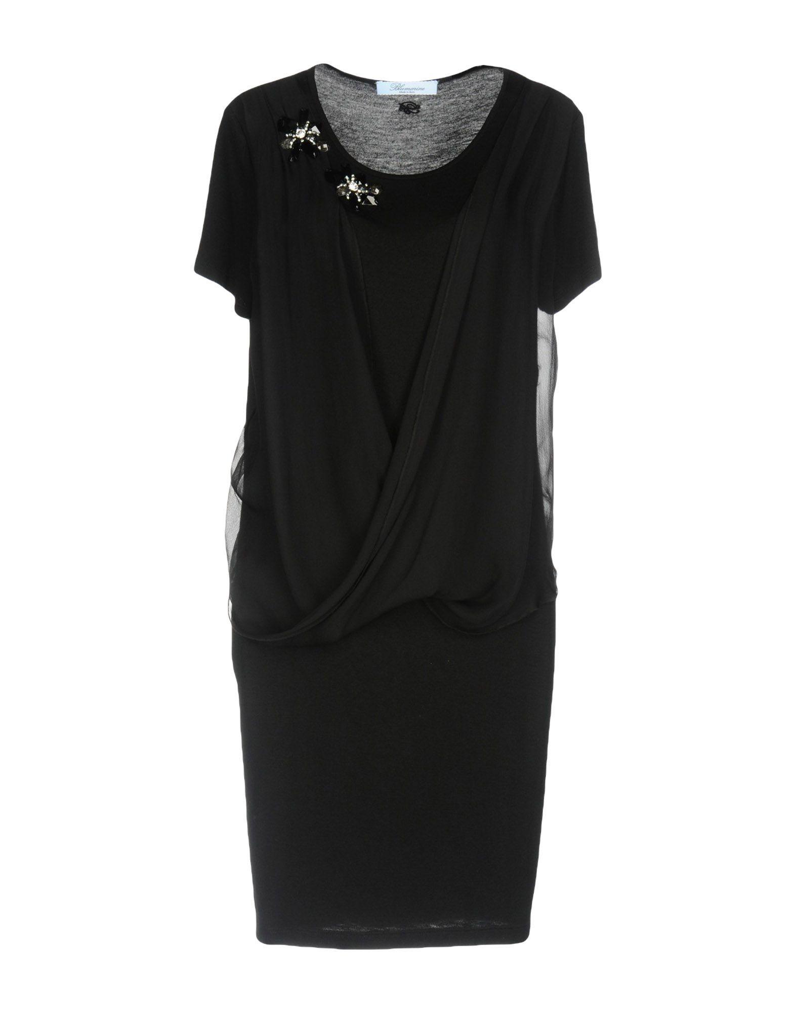 BLUMARINE Короткое платье
