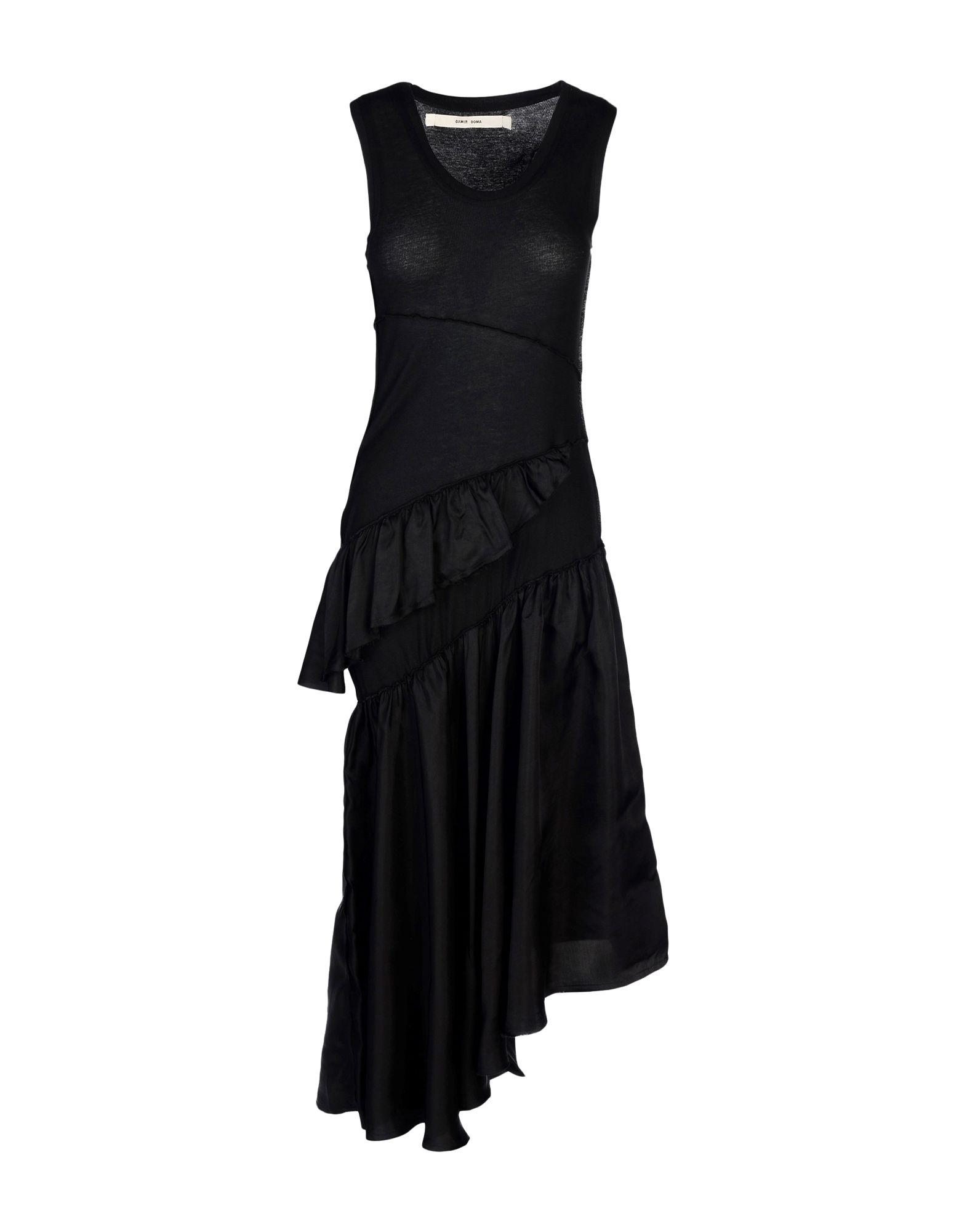 DAMIR DOMA Платье длиной 3/4 lisa corti платье длиной 3 4