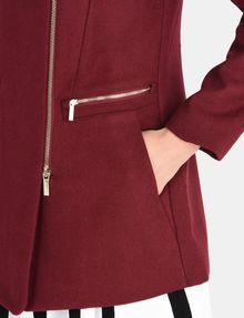ARMANI EXCHANGE FUNNELNECK ASYMMETRICAL JACKET Jacket Woman e