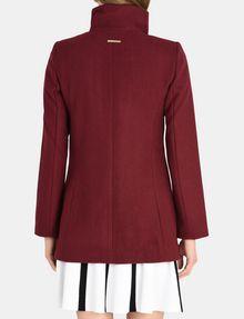 ARMANI EXCHANGE FUNNELNECK ASYMMETRICAL JACKET Jacket Woman r